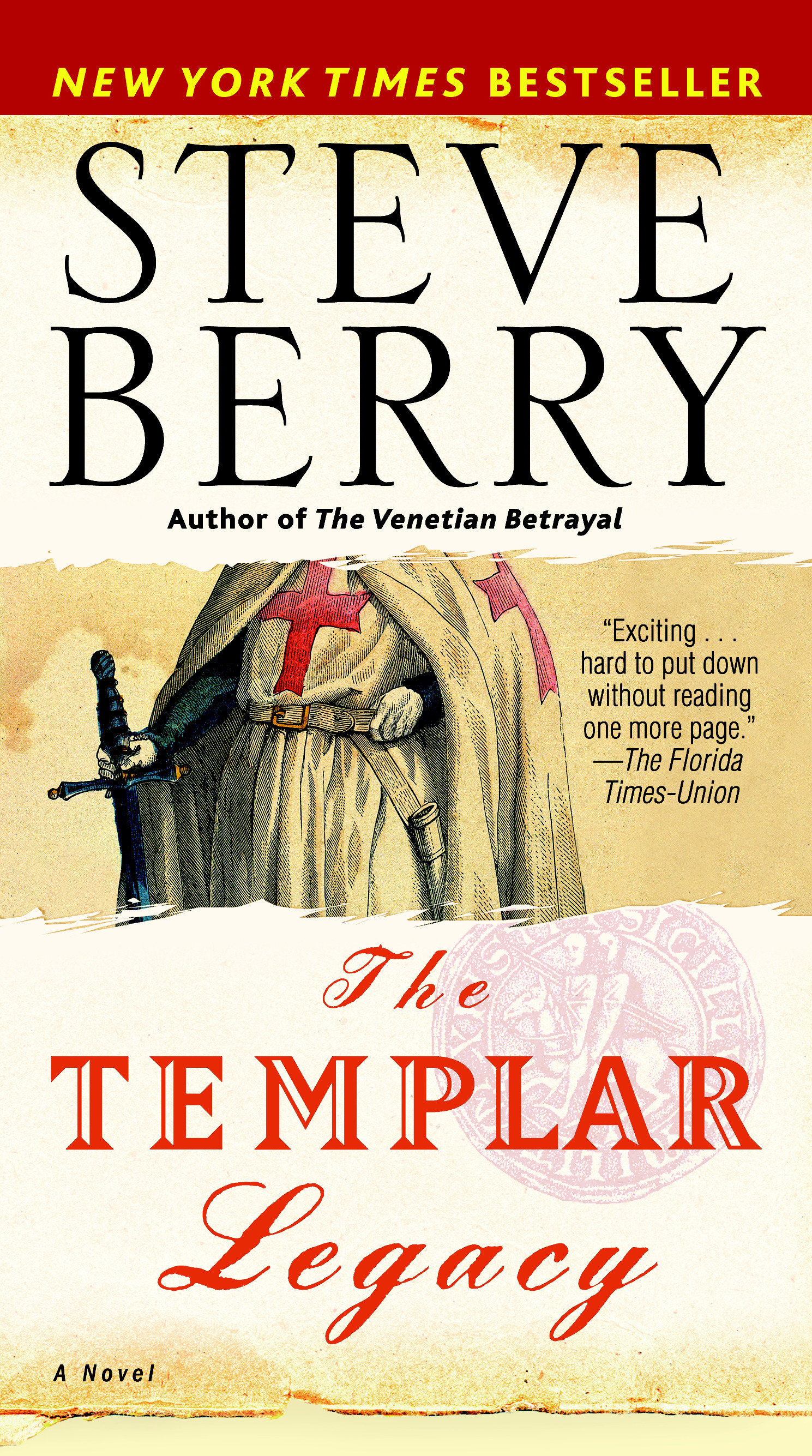 Cover image for The Templar Legacy [electronic resource] : A Novel