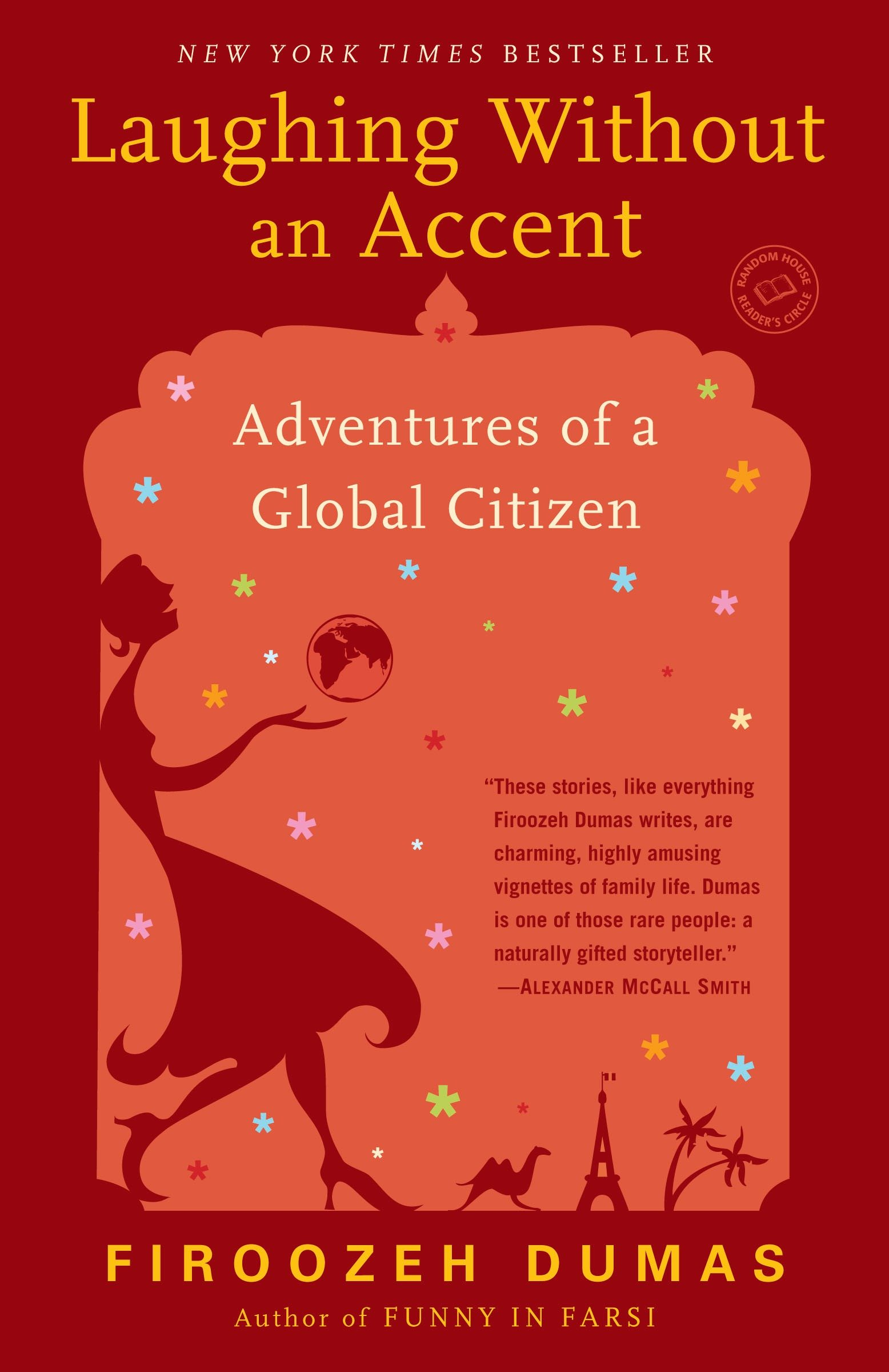 Laughing without an accent adventures of an Iranian American, at home and abroad cover image
