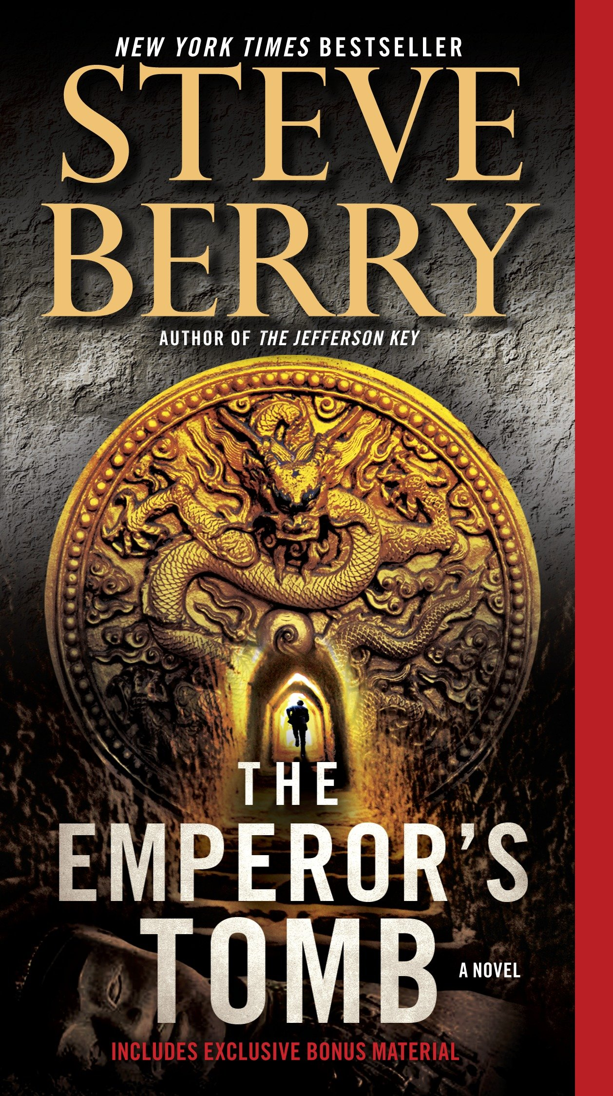 Cover image for The Emperor's Tomb (with bonus short story The Balkan Escape) [electronic resource] : A Novel