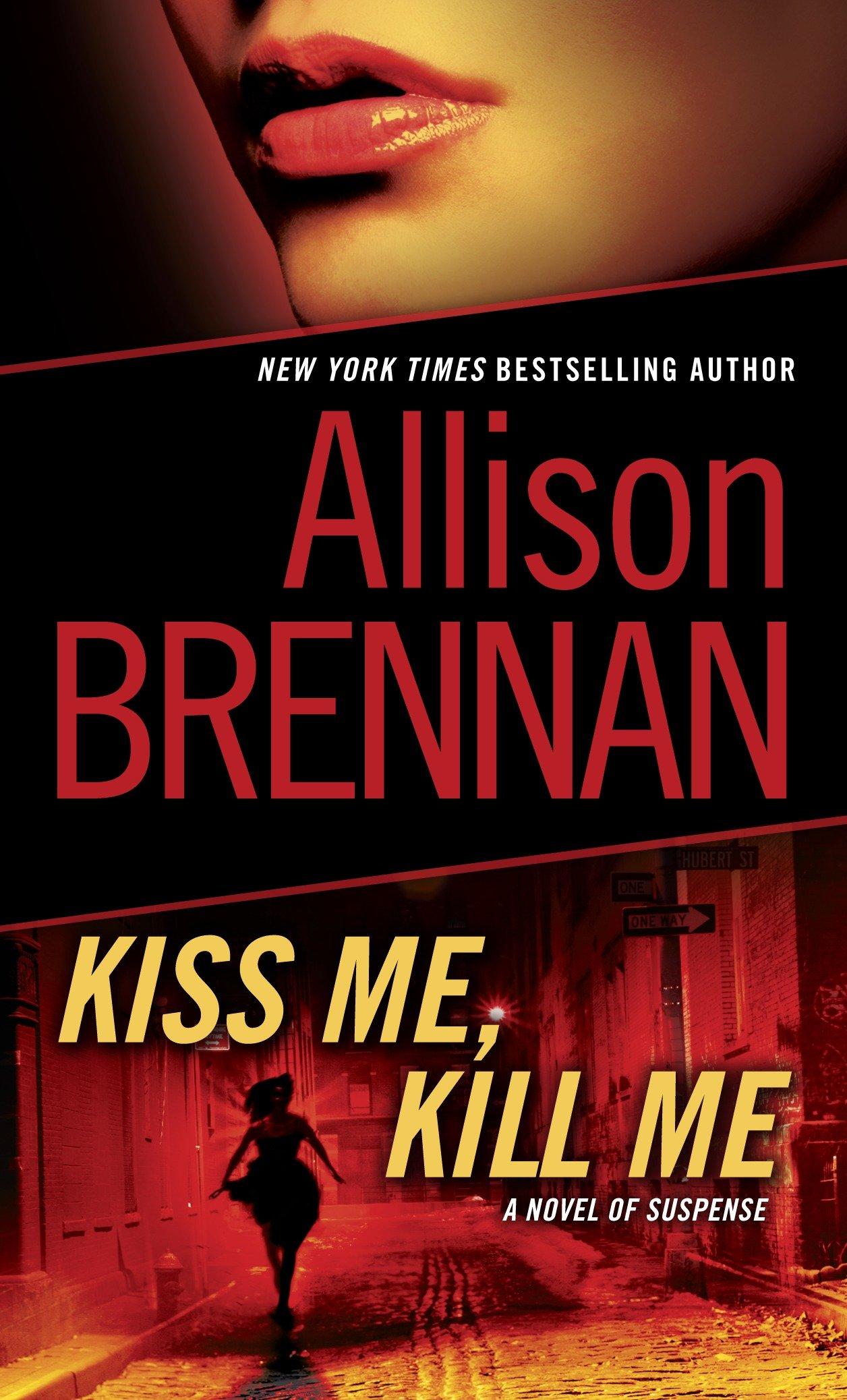 Kiss me, kill me cover image