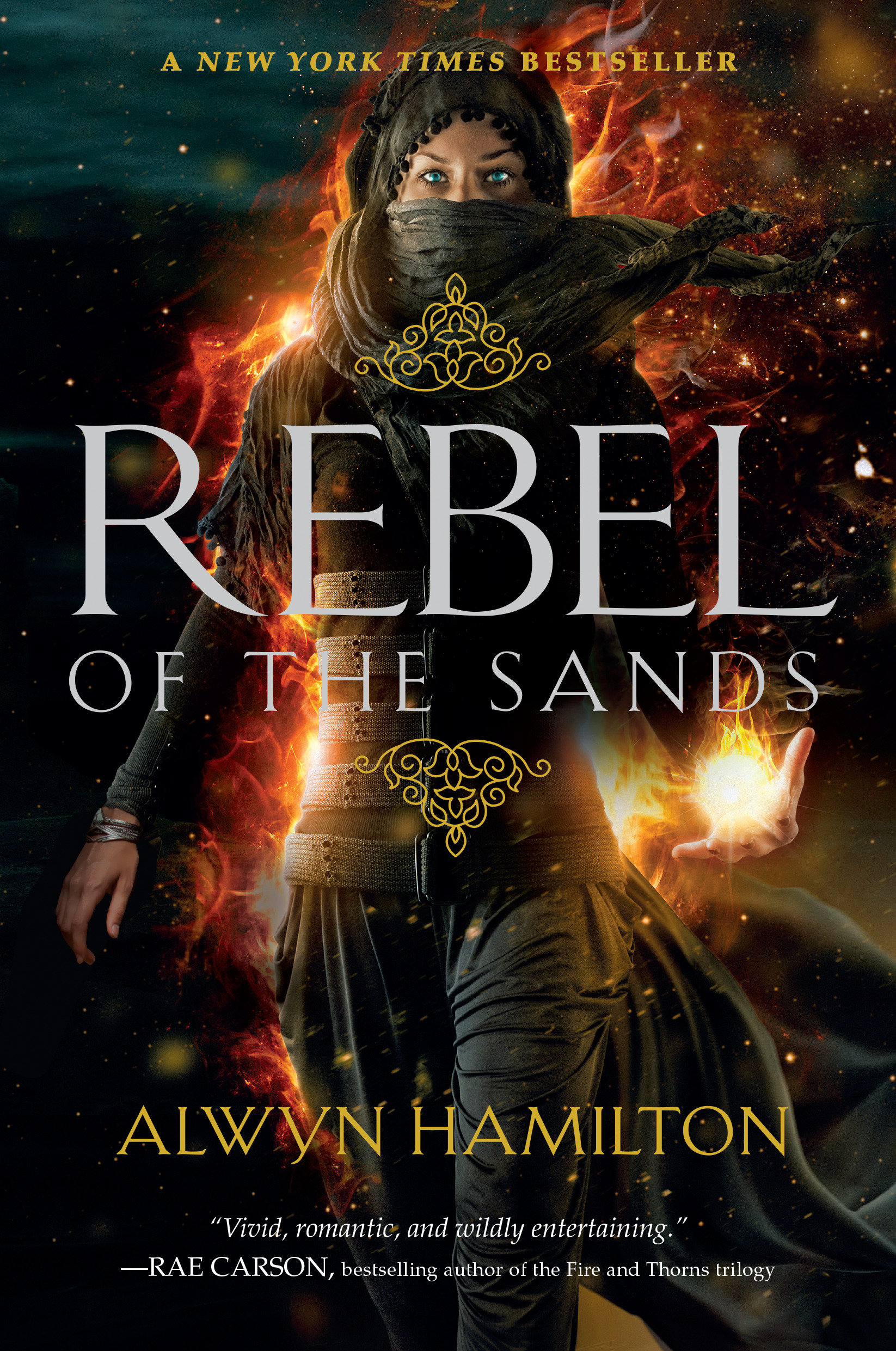Cover image for Rebel of the Sands [electronic resource] :
