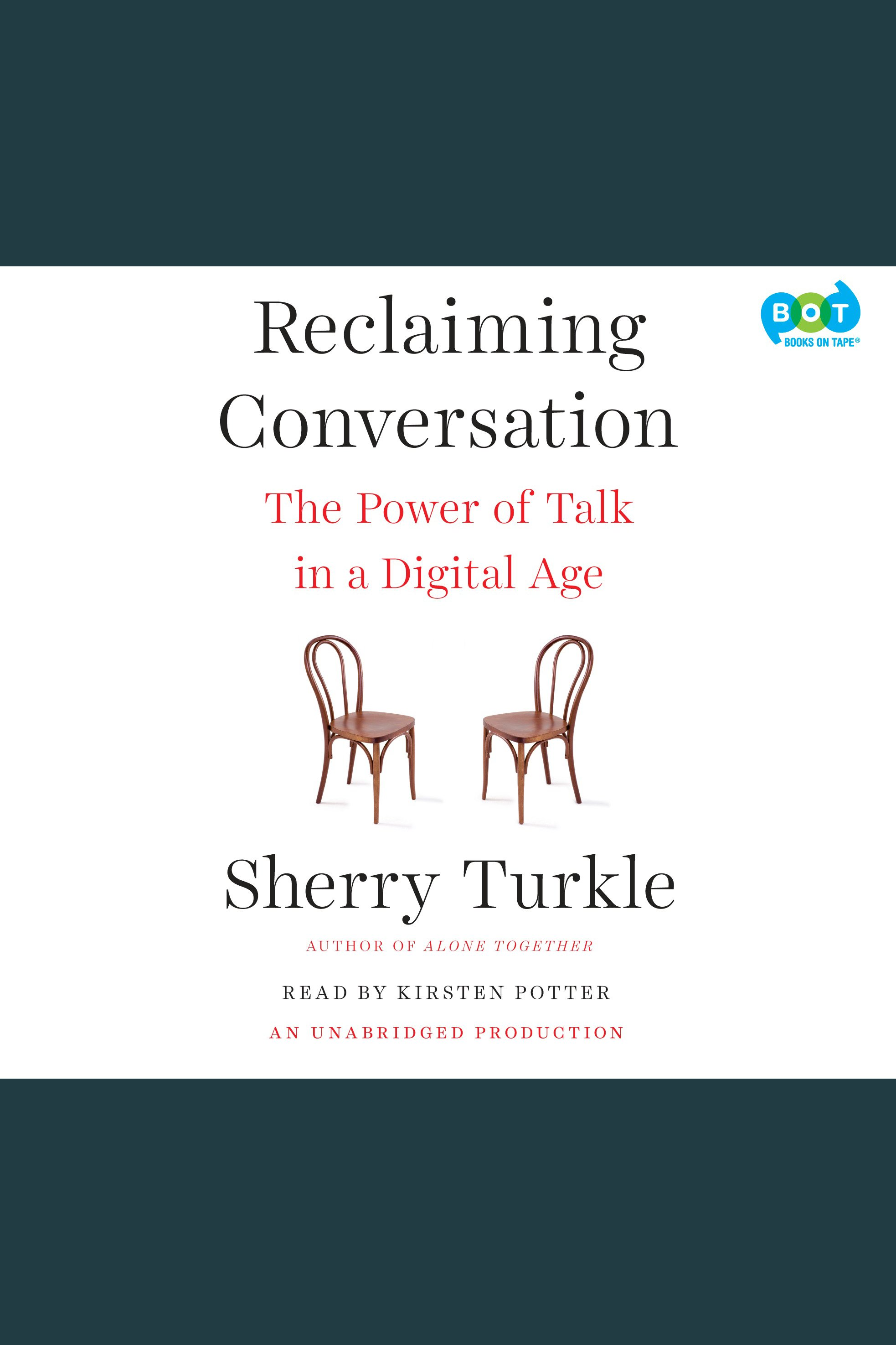 Cover Image of Reclaiming Conversation
