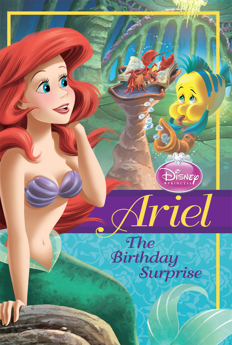 Ariel: The Birthday Surprise