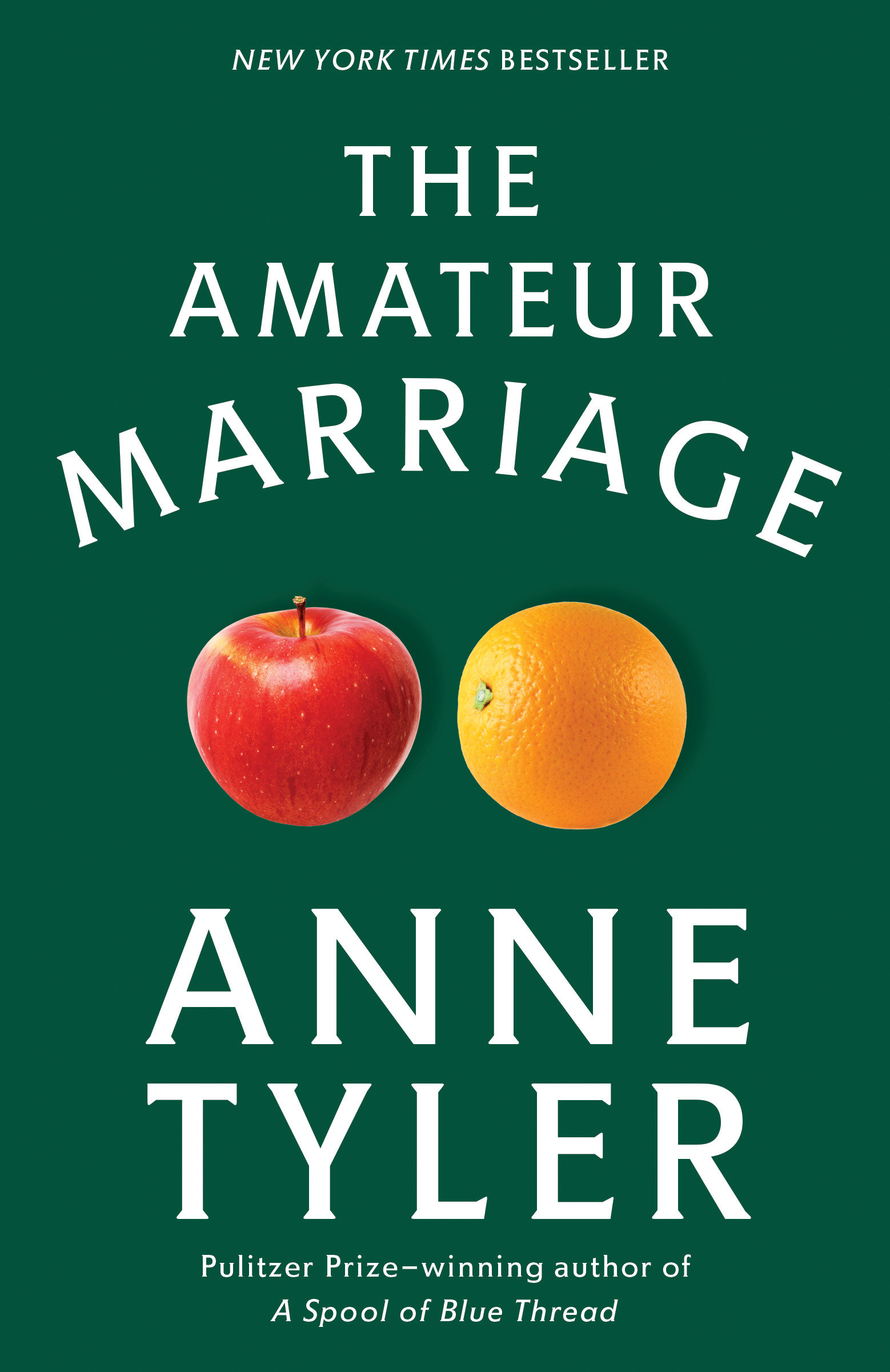 The amateur marriage cover image
