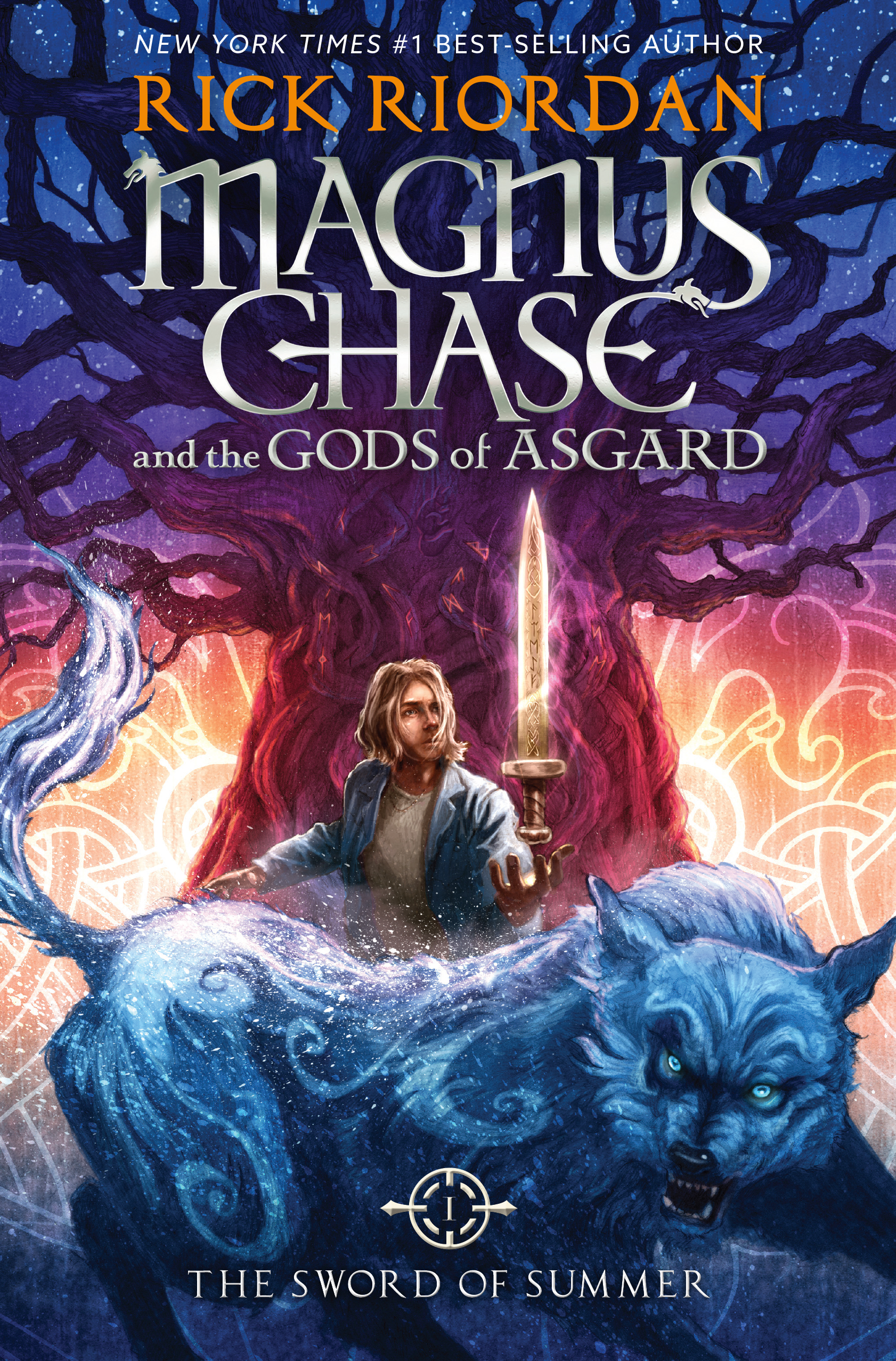 Cover Image of Magnus Chase and the Gods of Asgard, Book 1: The Sword of Summer
