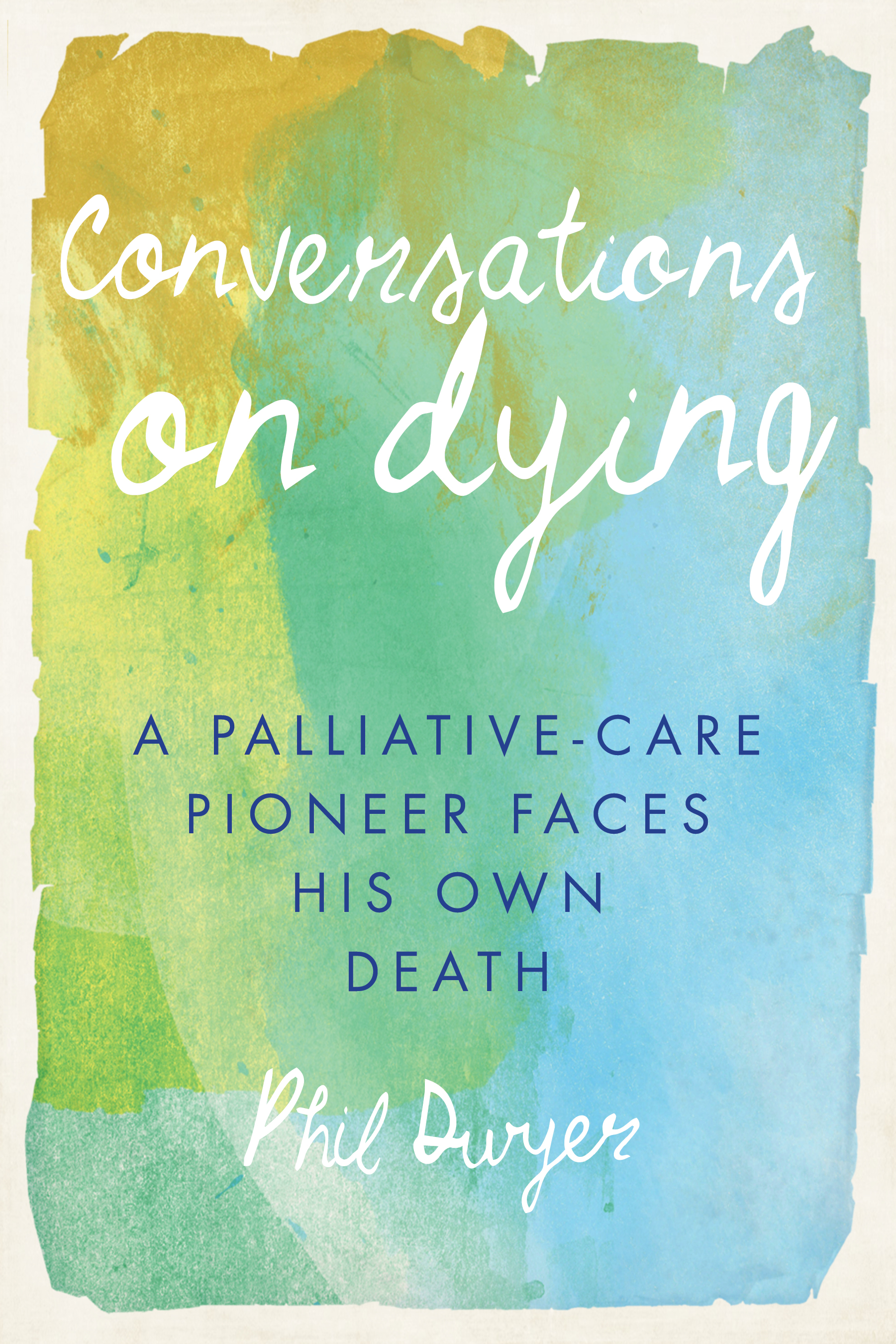 Cover Image of Conversations on Dying