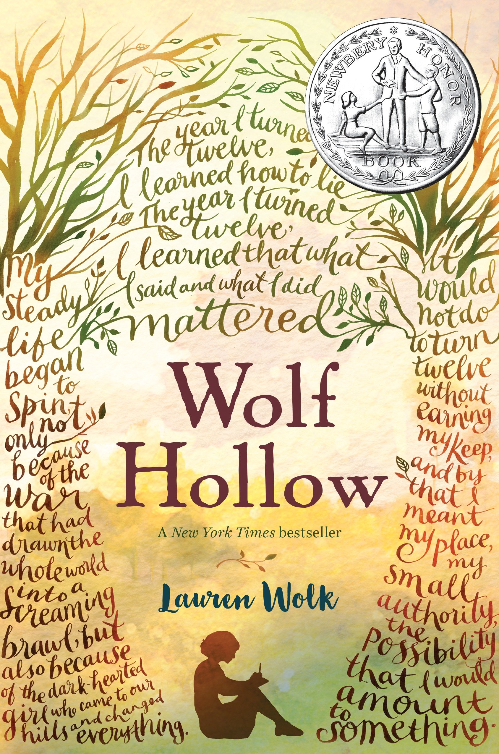 Cover image for Wolf Hollow [electronic resource] :