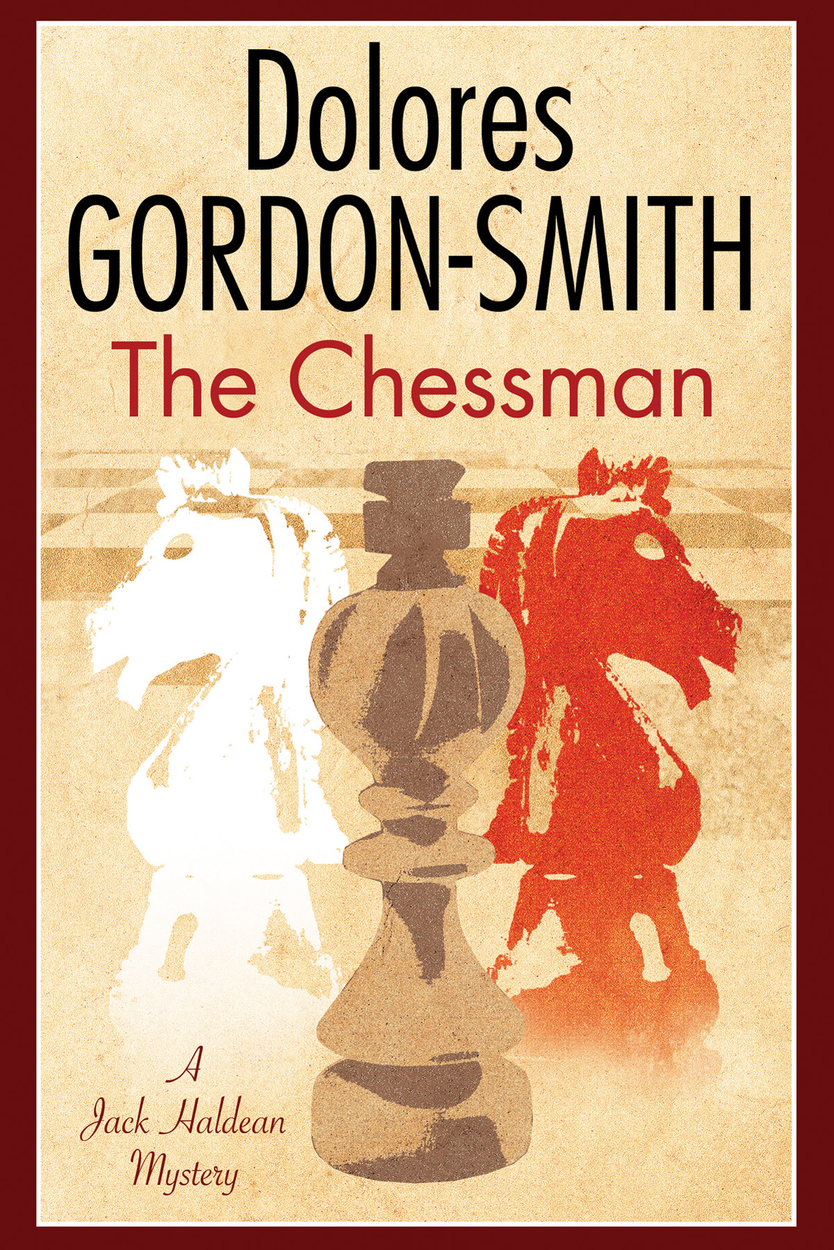 The Chessman [eBook] : a British mystery set in the 1920s