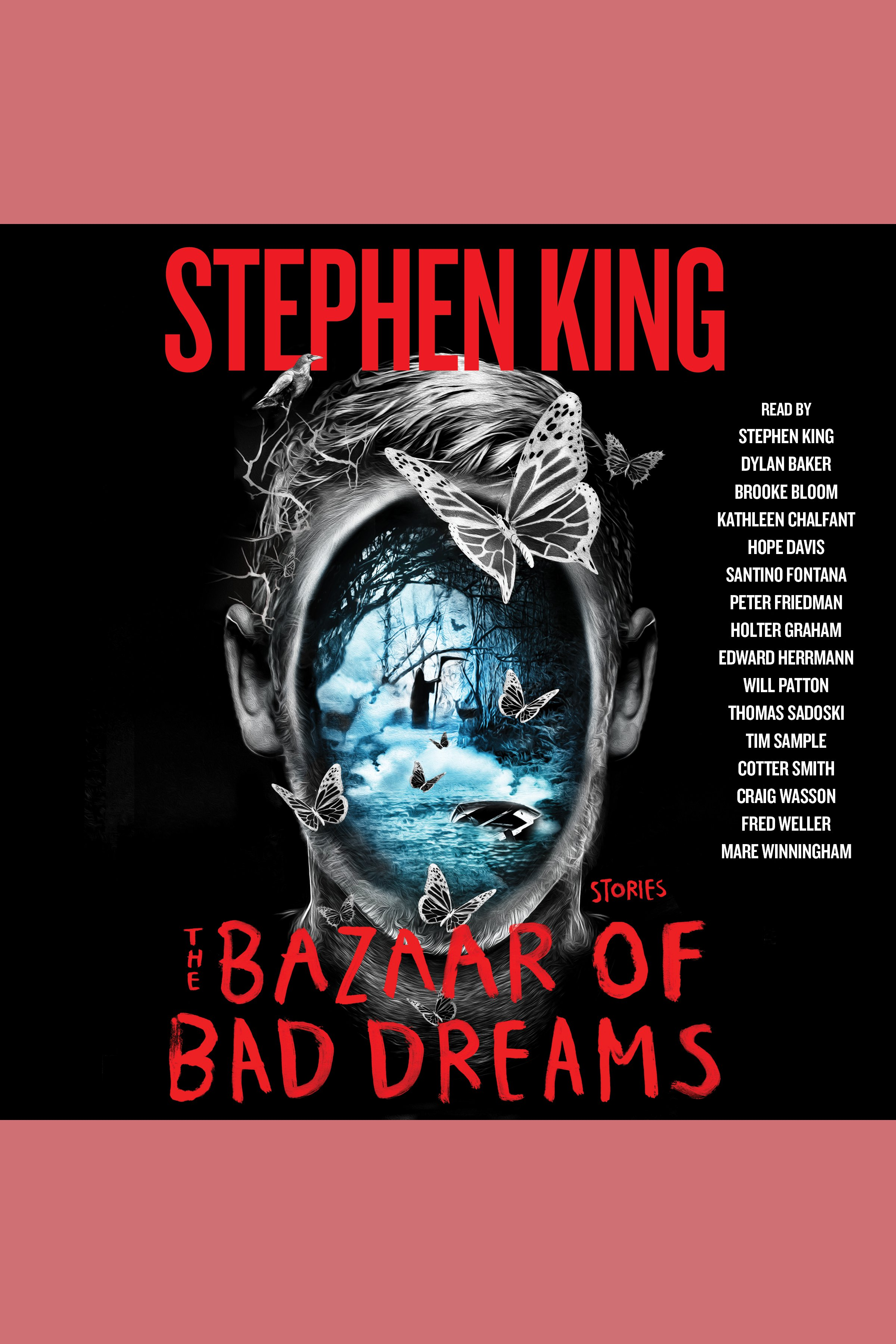 Cover Image of The Bazaar of Bad Dreams