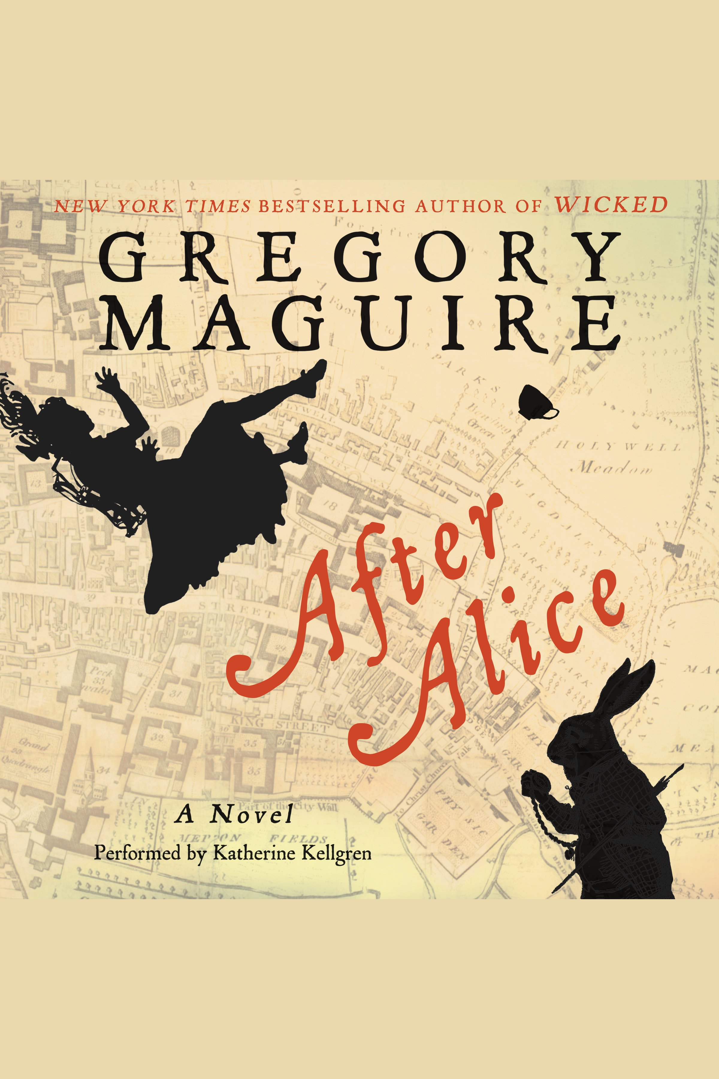 Cover Image of After Alice