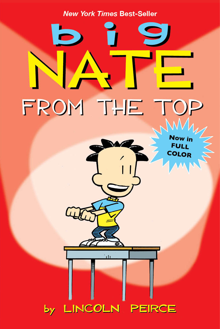 Big Nate from the top cover image