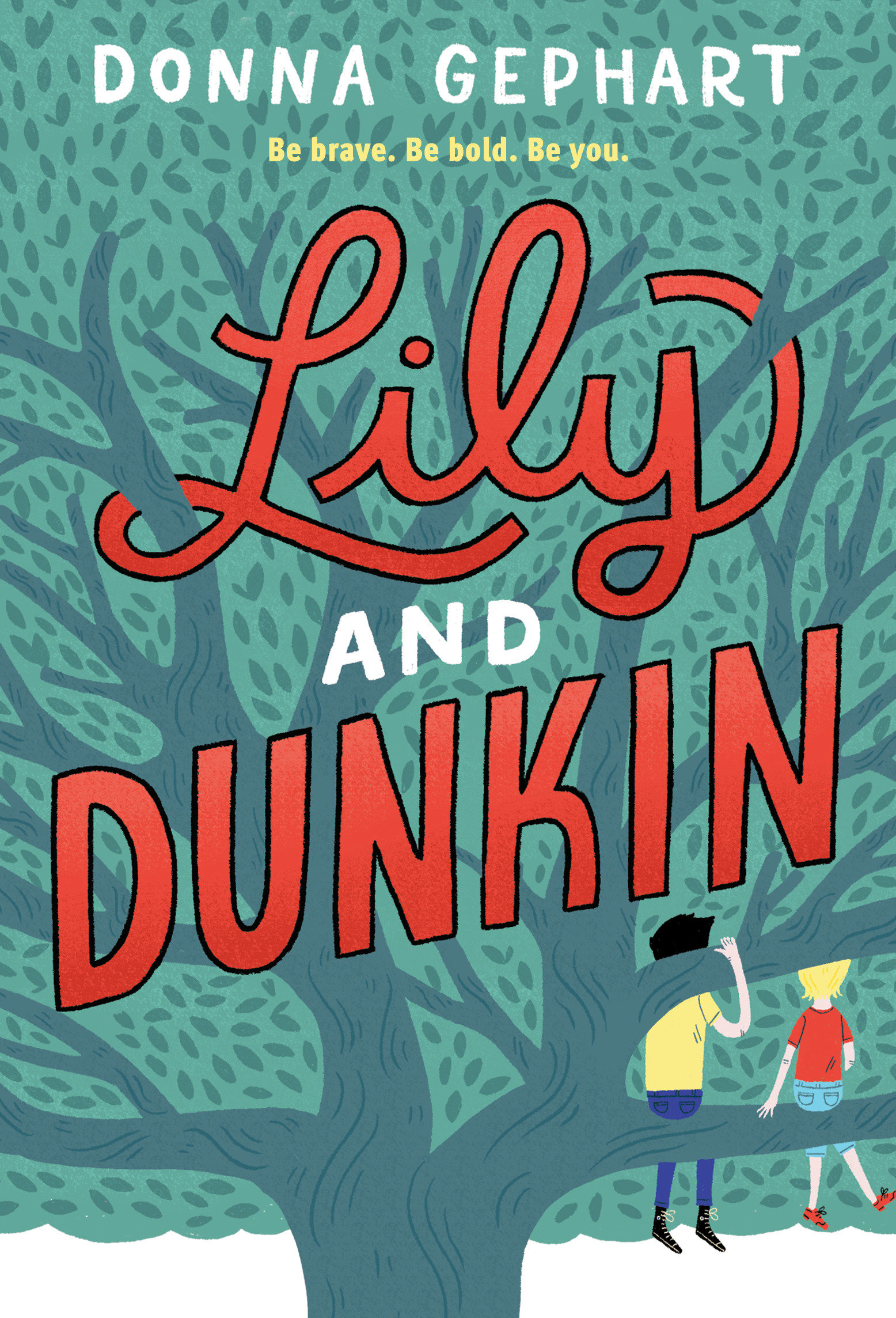 Cover image for Lily and Dunkin [electronic resource] :