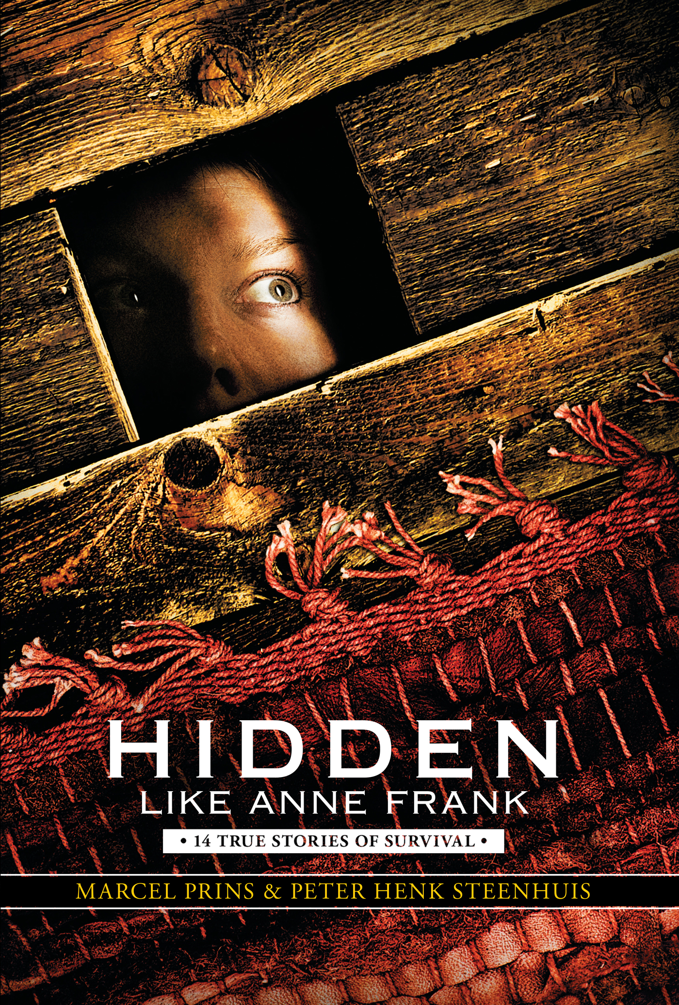 Cover Image of Hidden Like Anne Frank: 14 True Stories of Survival