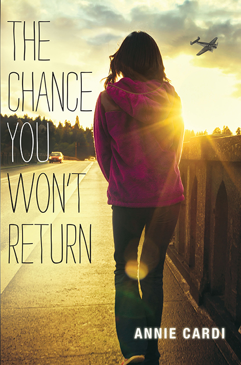 Cover Image of The Chance You Won't Return