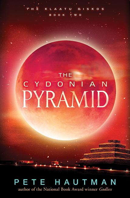 Cover Image of The Cydonian Pyramid