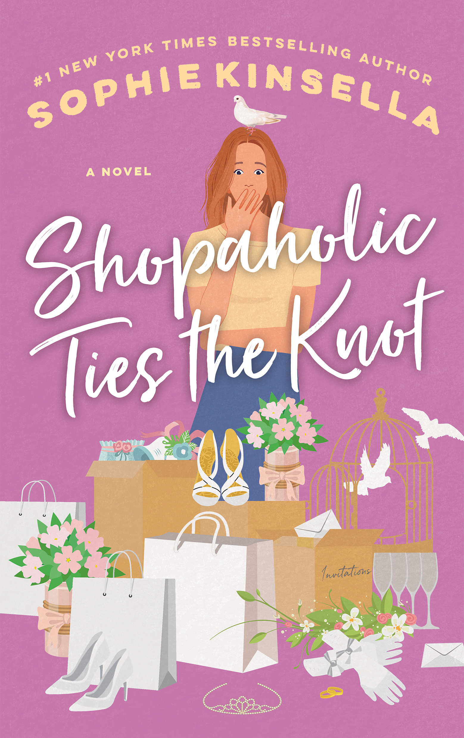Shopaholic ties the knot cover image