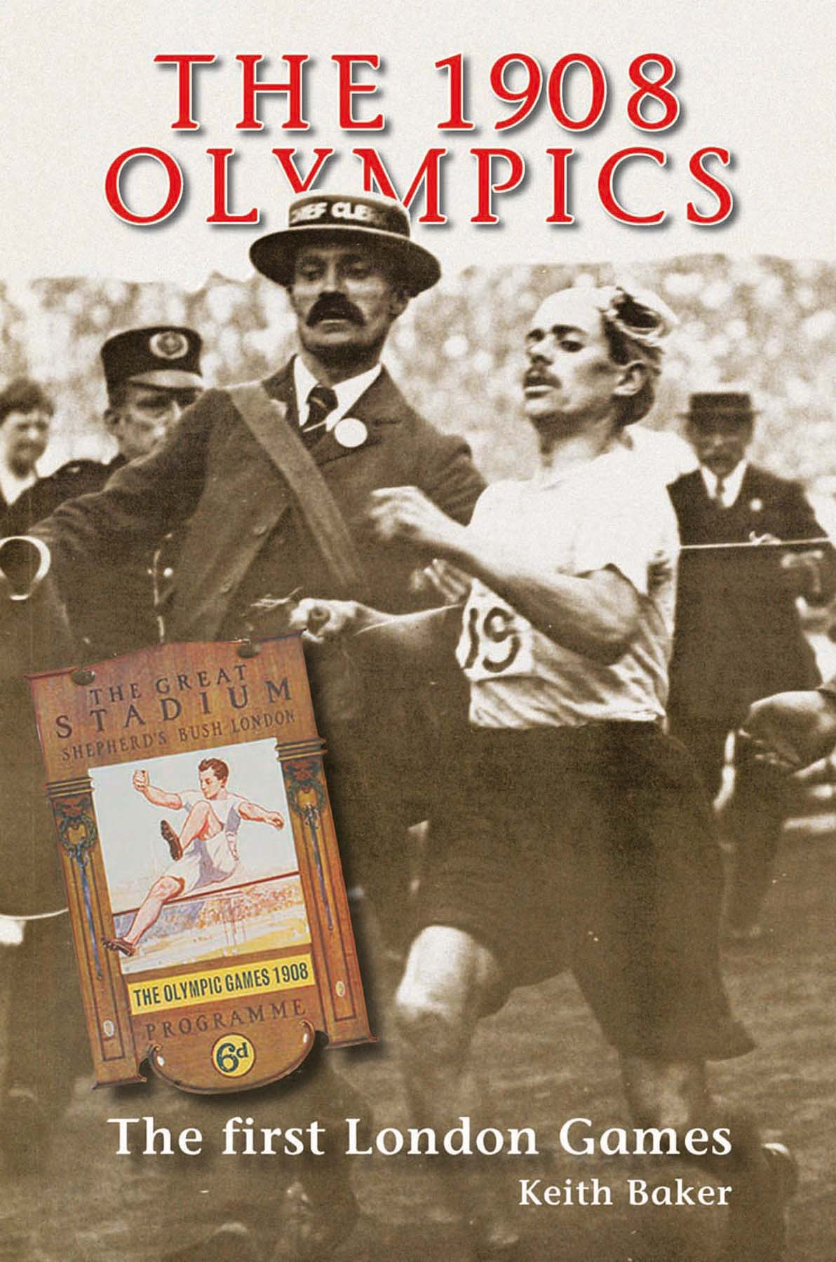 Cover Image of The 1908 Olympics