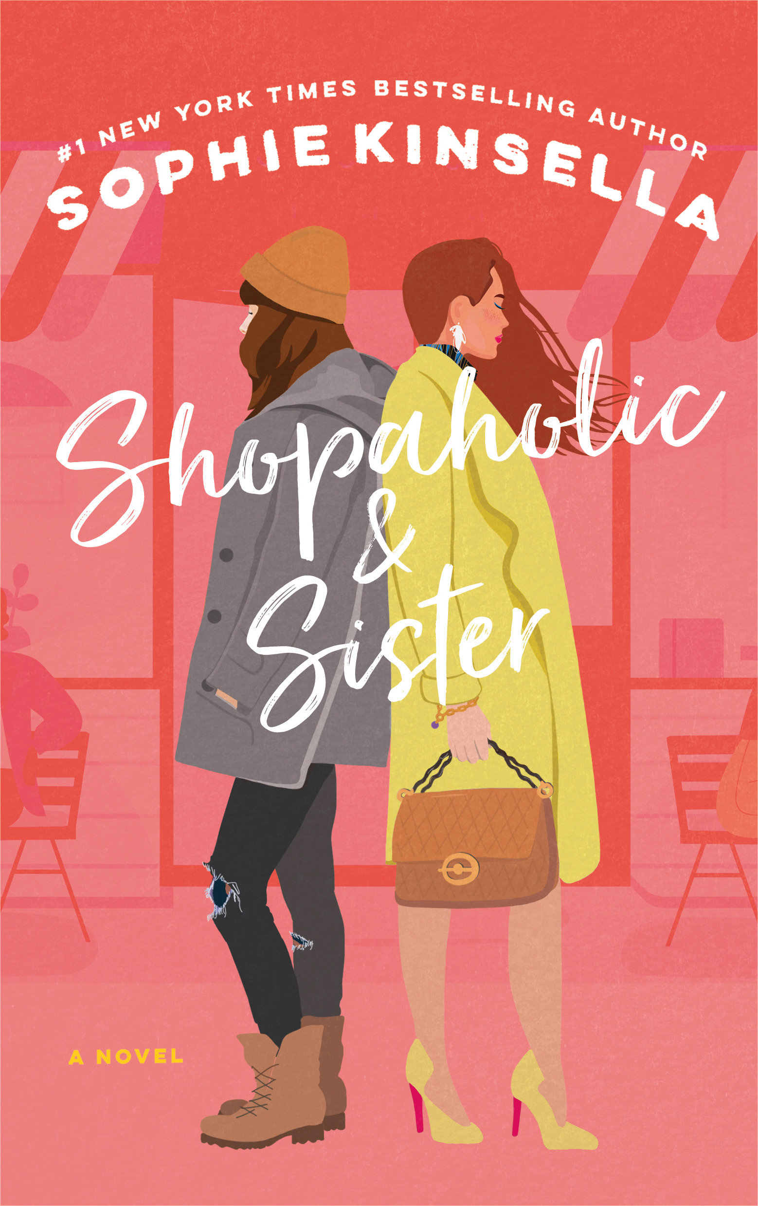 Shopaholic & sister cover image
