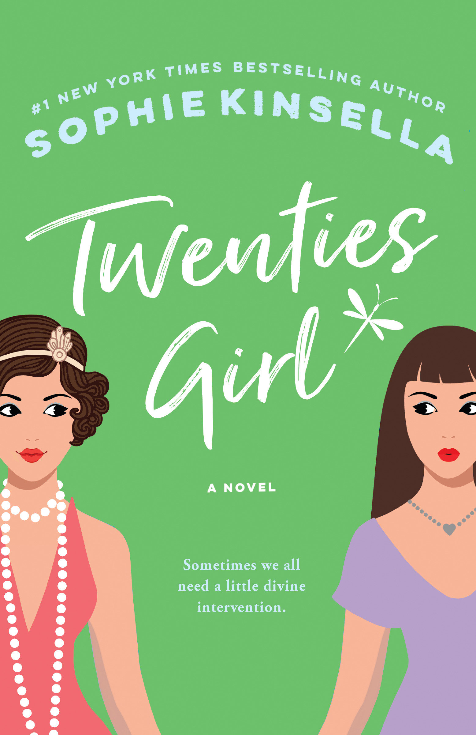 Twenties girl cover image