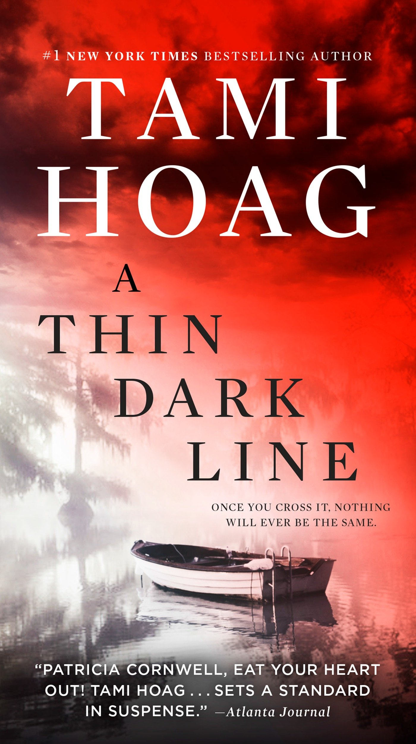 A Thin Dark Line cover image