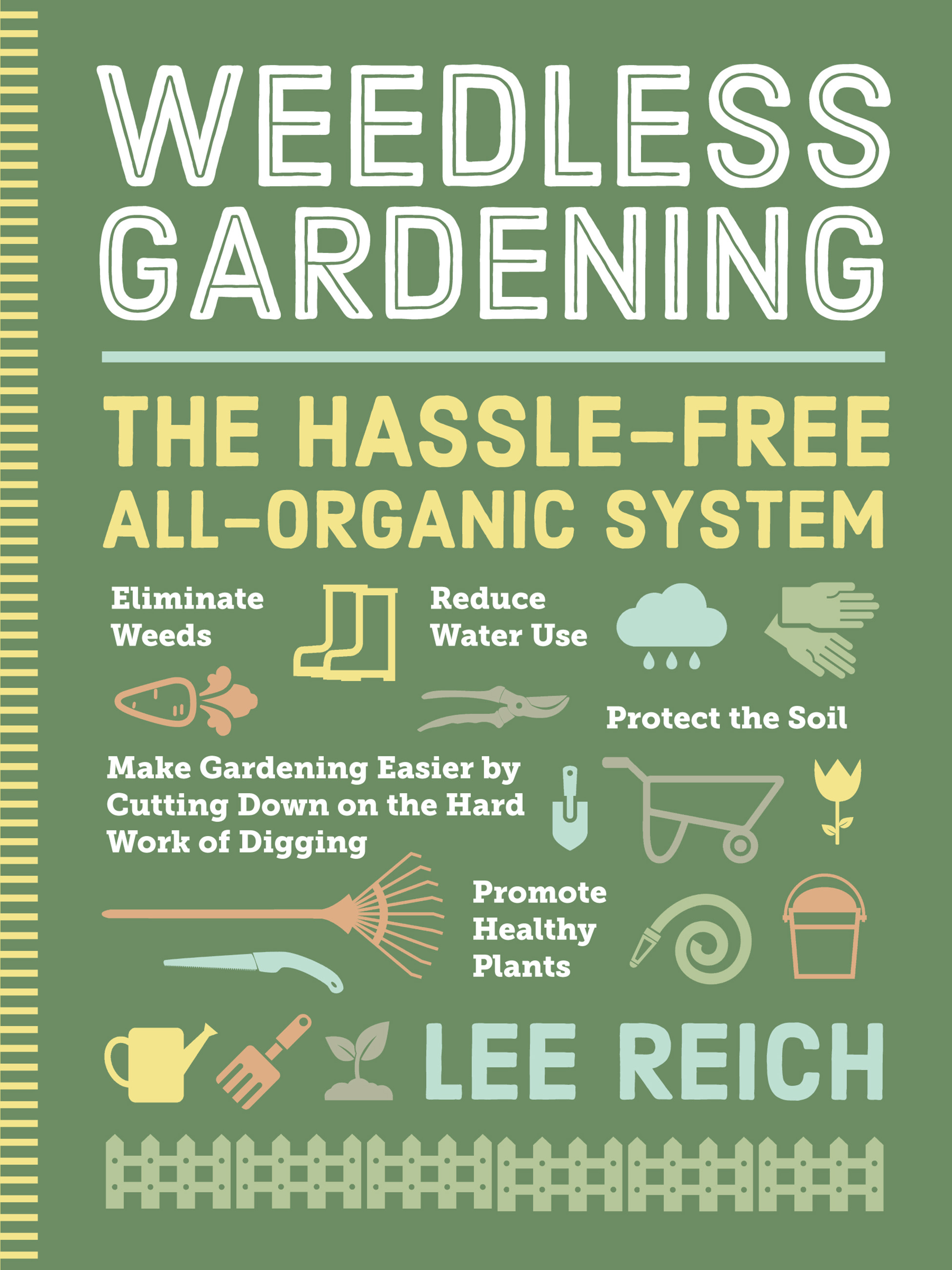 Cover Image of Weedless Gardening