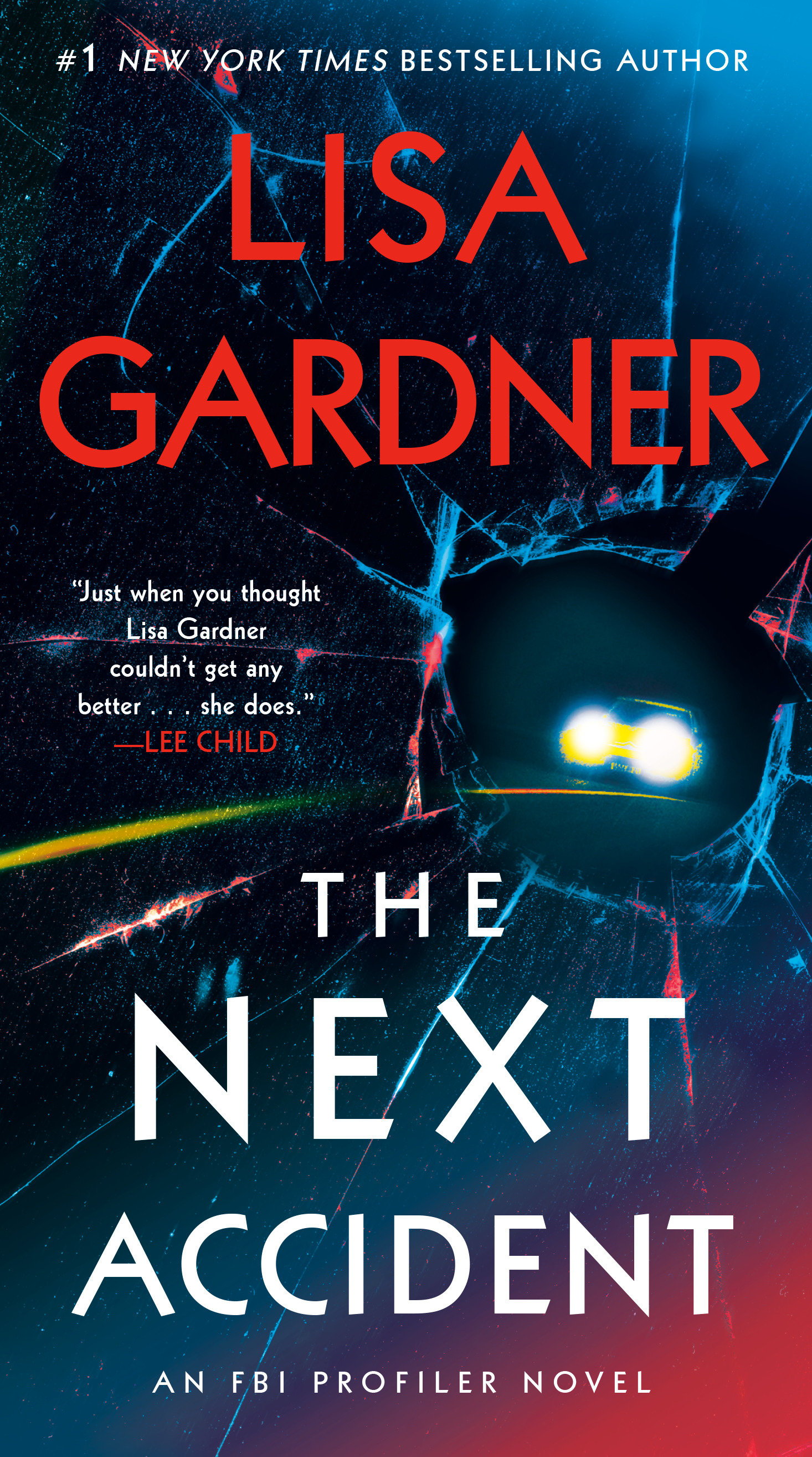 The next accident cover image