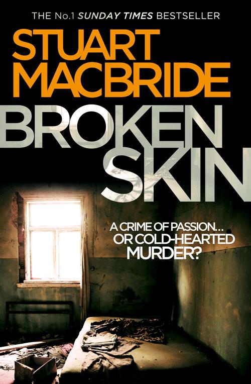 Cover Image of Broken Skin (Logan McRae, Book 3)