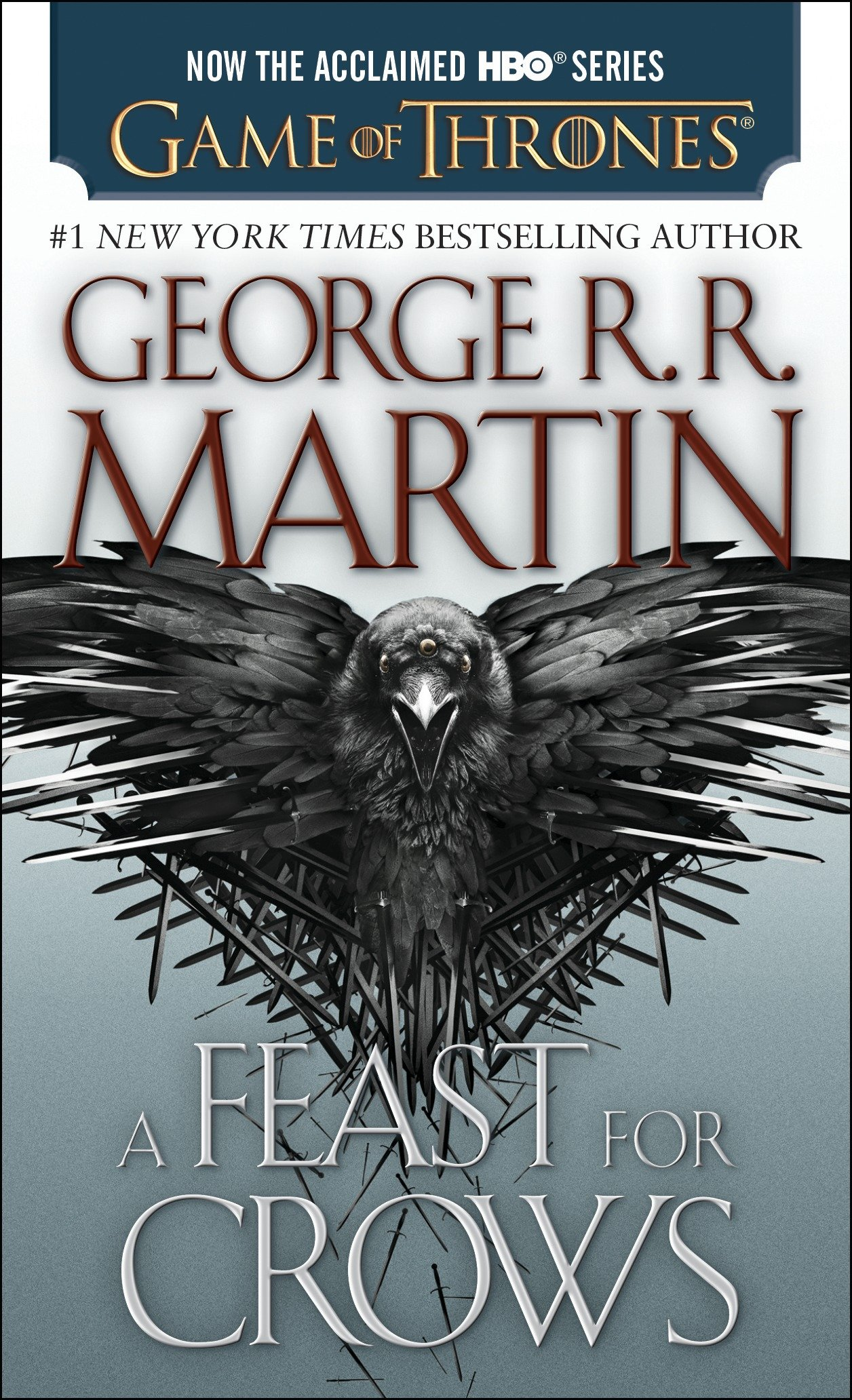 Cover image for A Feast for Crows [electronic resource] : A Song of Ice and Fire: Book Four