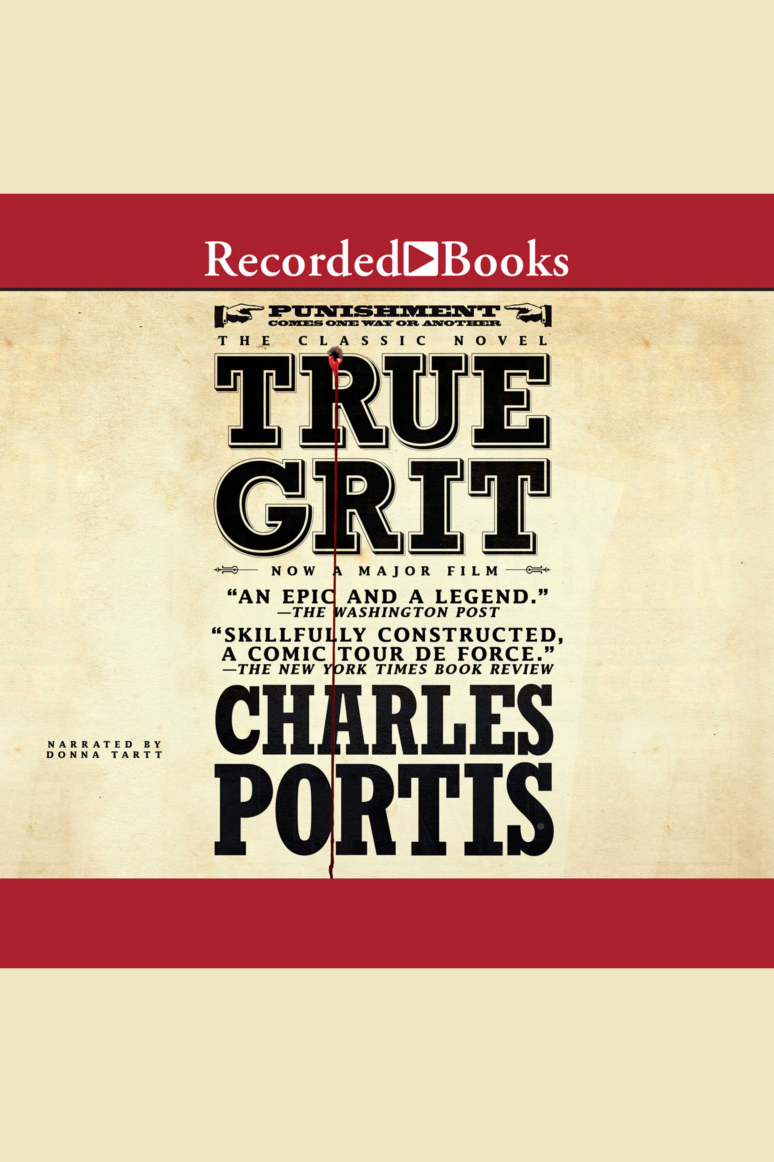 True grit cover image