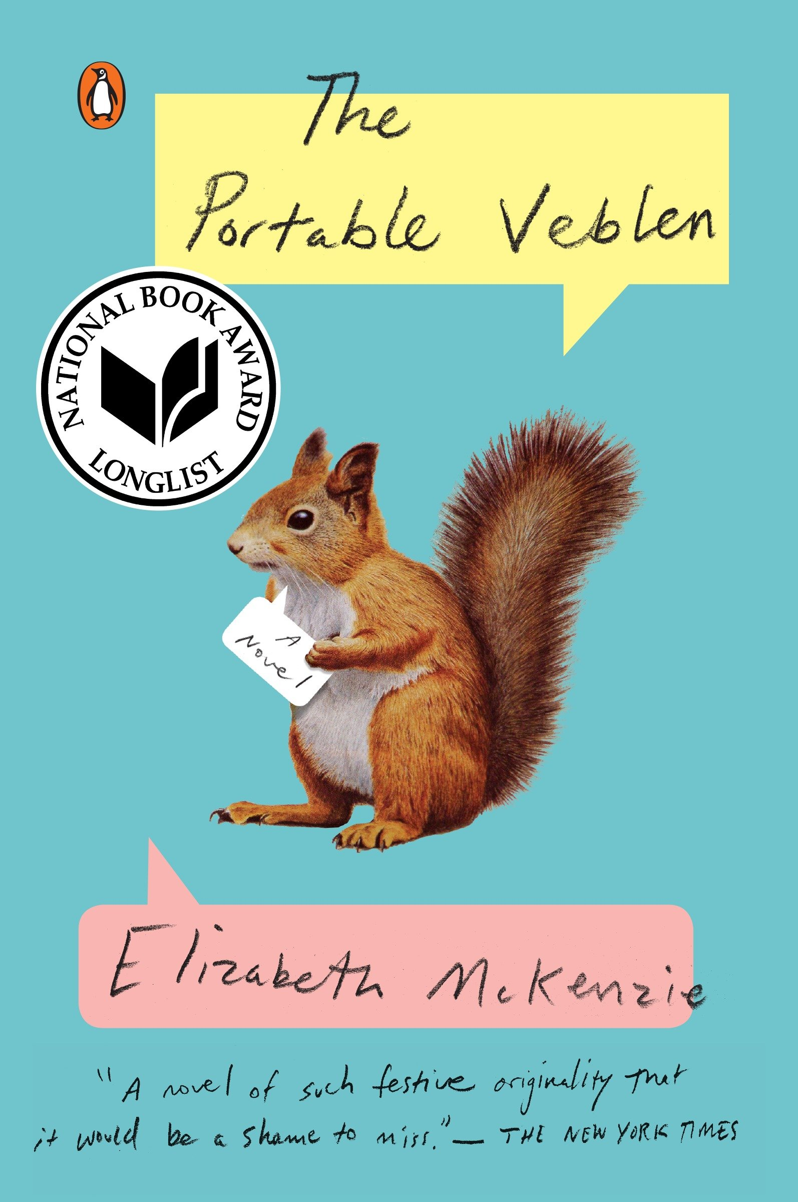 Cover image for The Portable Veblen [electronic resource] : A Novel