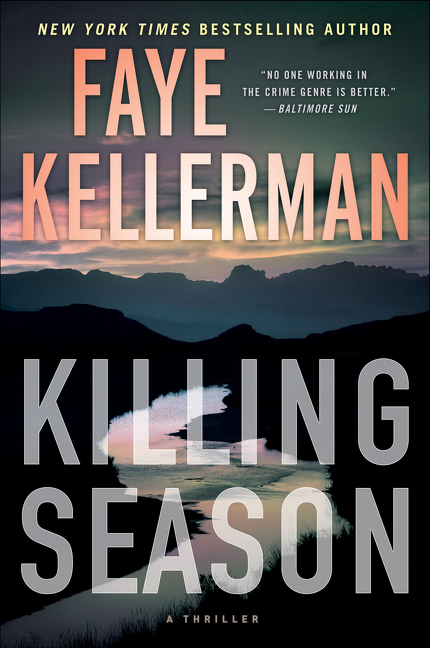 Killing season a thriller cover image