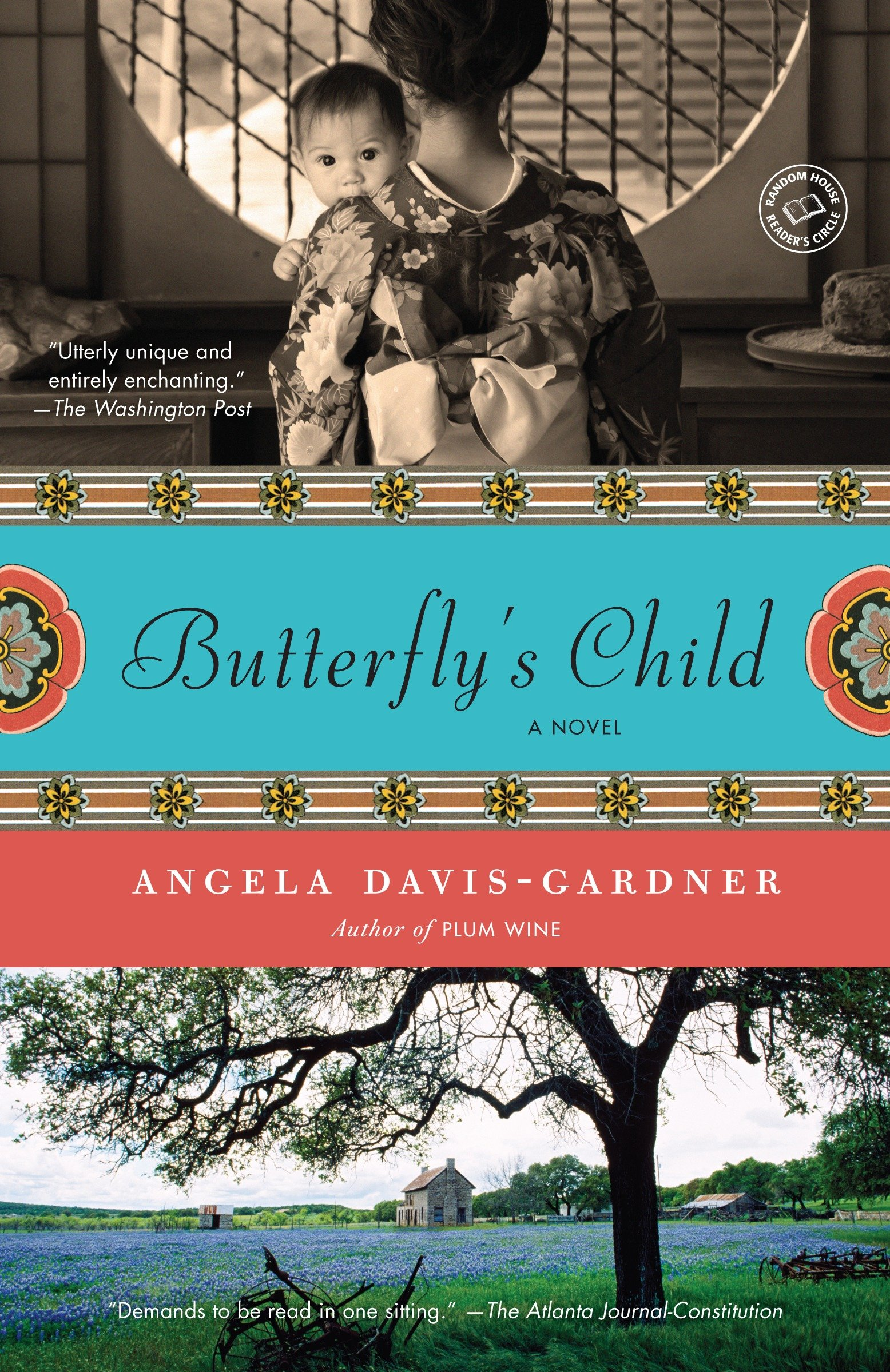 Butterfly's child cover image