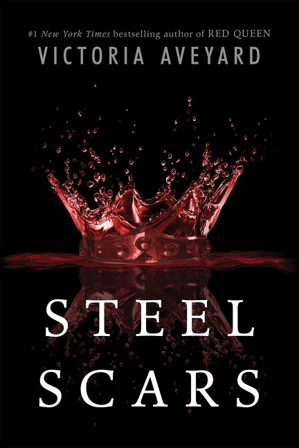 Steel scars cover image