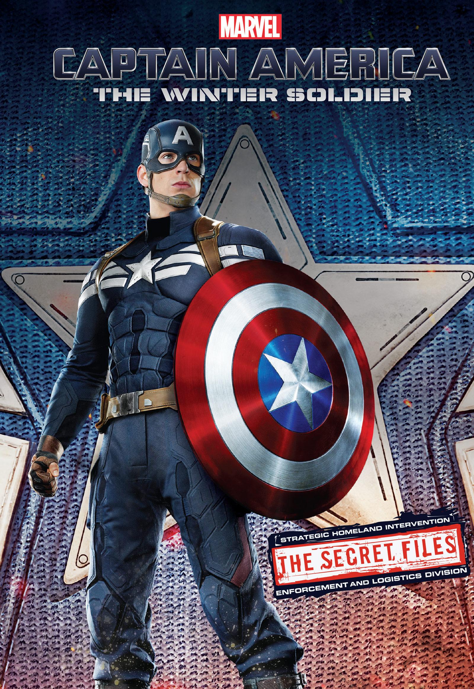 Captain America: The Winter Soldier: The Secret Files The Junior Novel