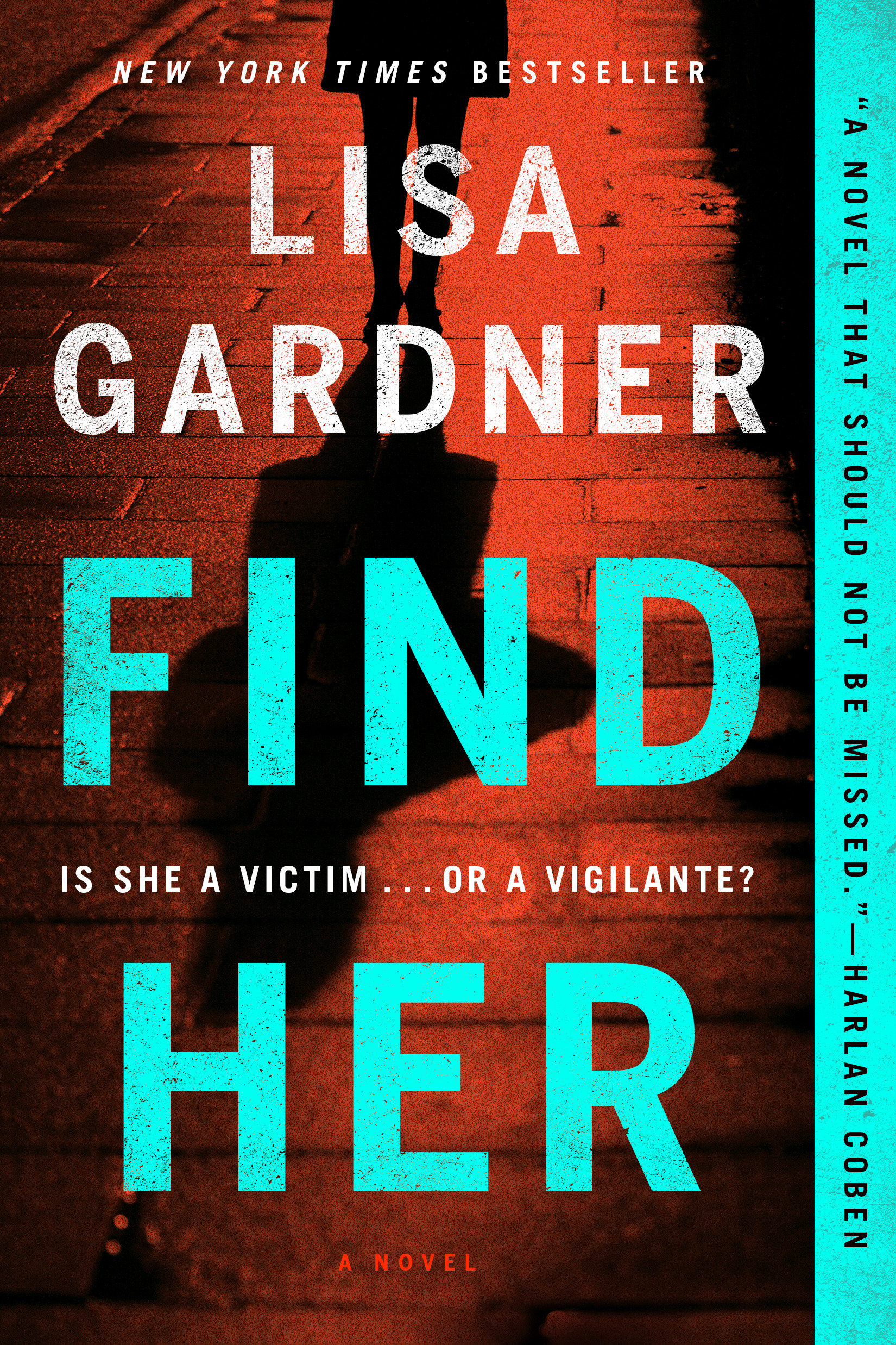 Cover Image of Find Her