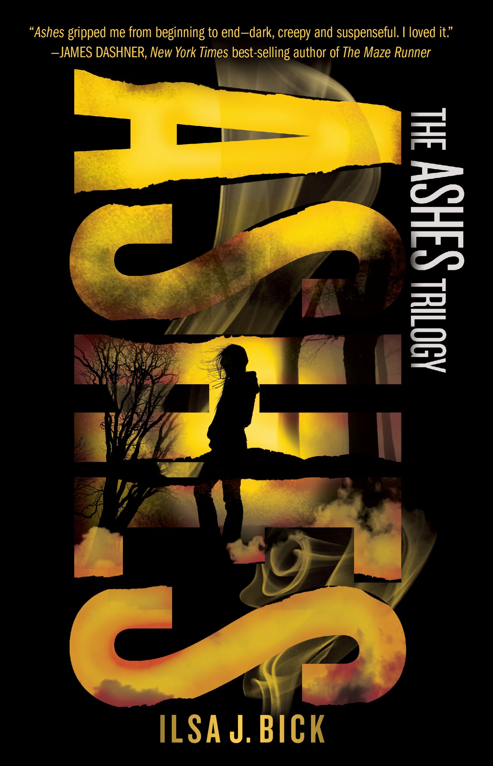 Cover Image of Ashes