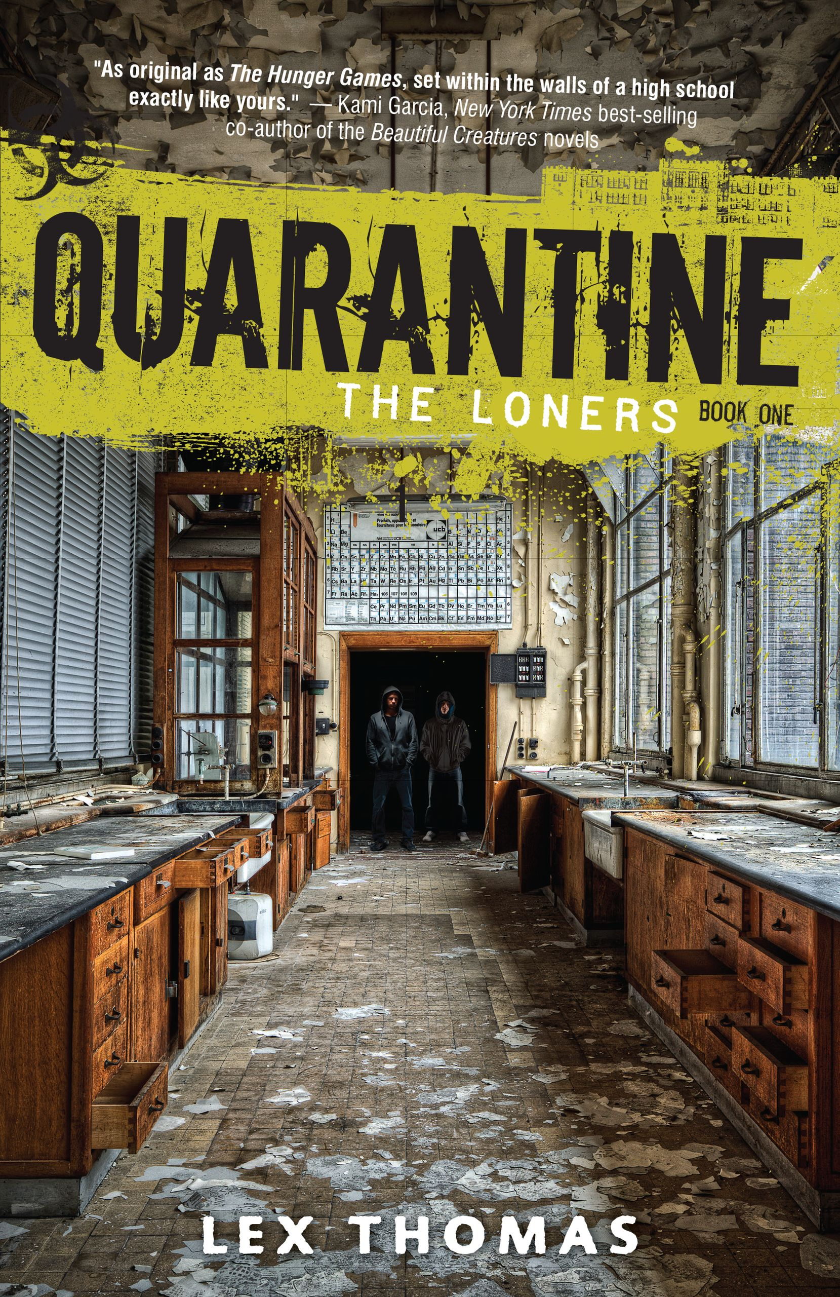 Cover Image of The Loners