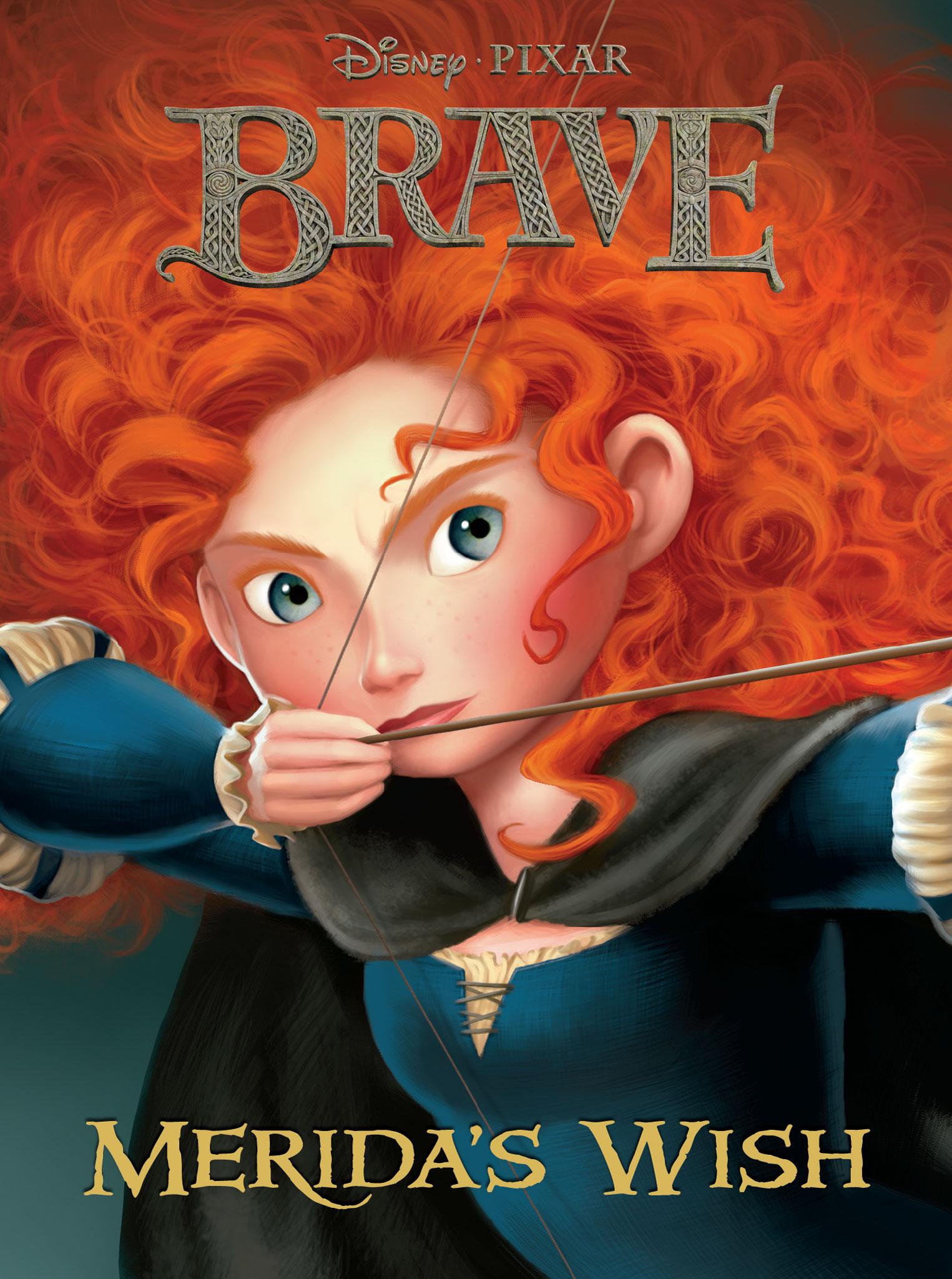 Brave:  Merida's Wish