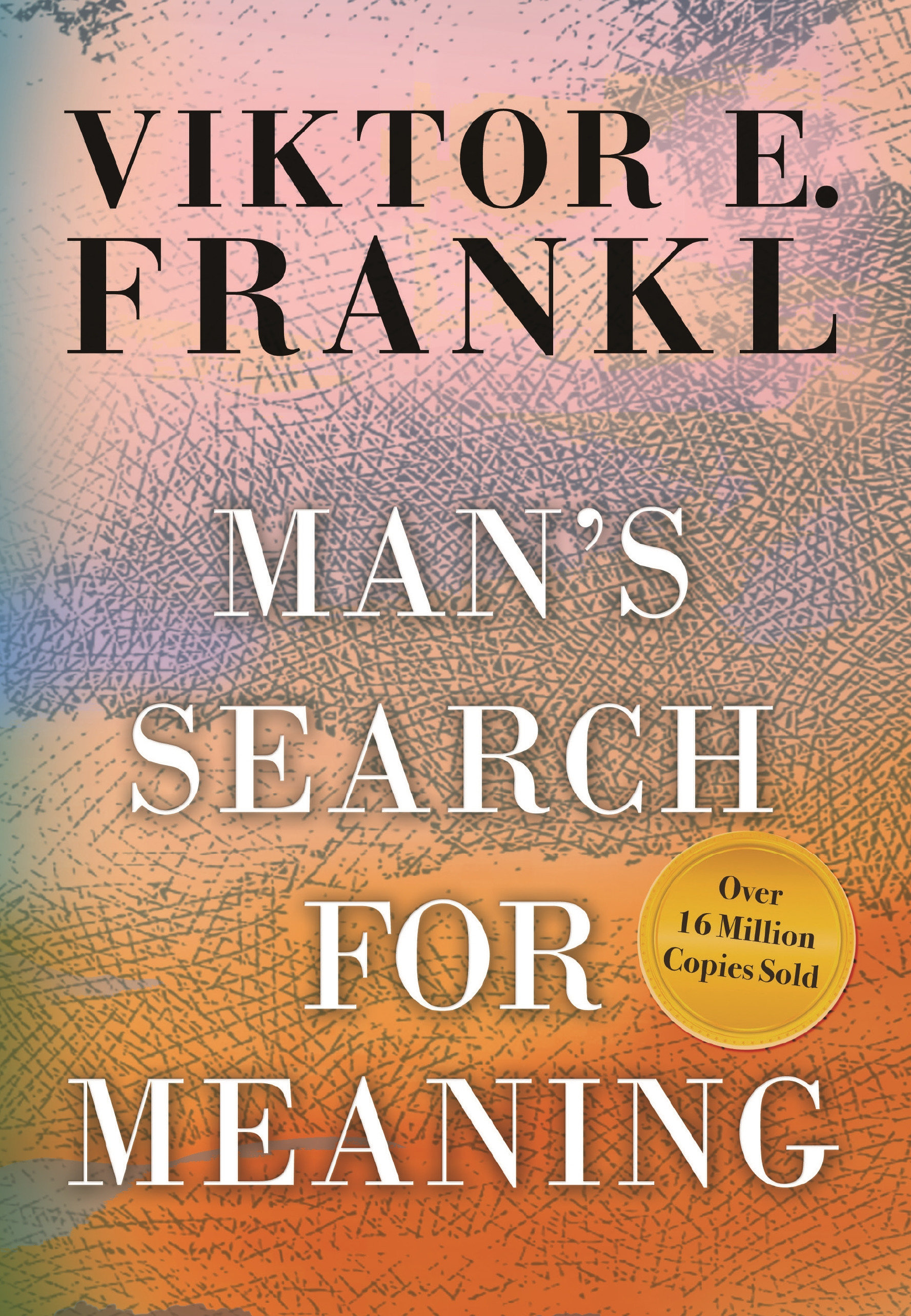 Cover Image of Man's Search For Meaning, Gift Edition