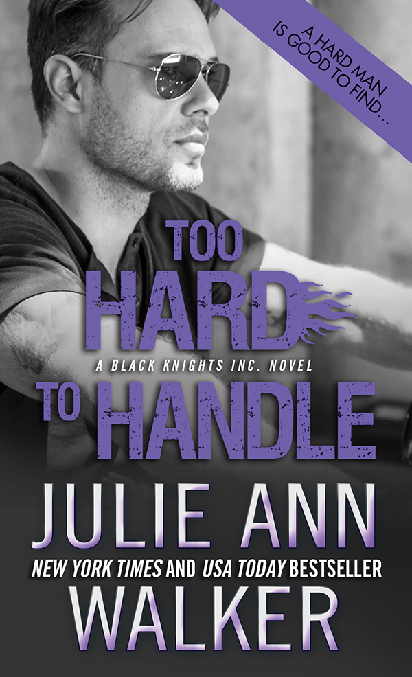 Cover Image of Too Hard to Handle