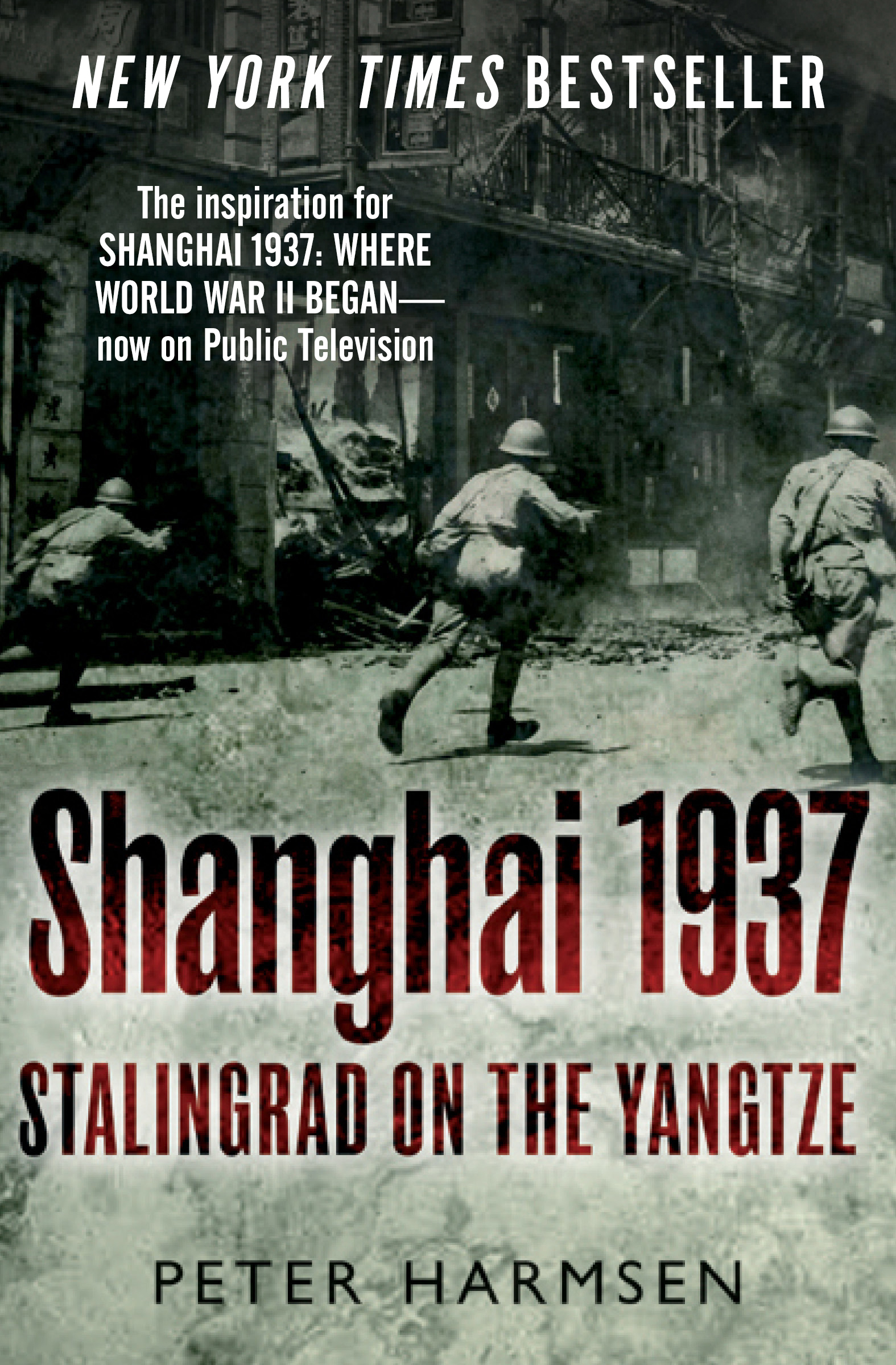 Cover Image of Shanghai 1937