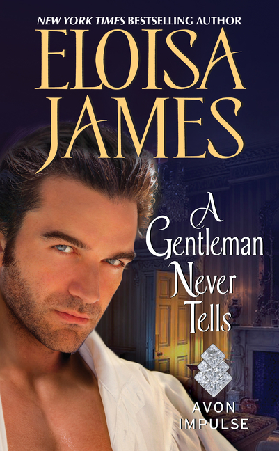 A gentleman never tells cover image