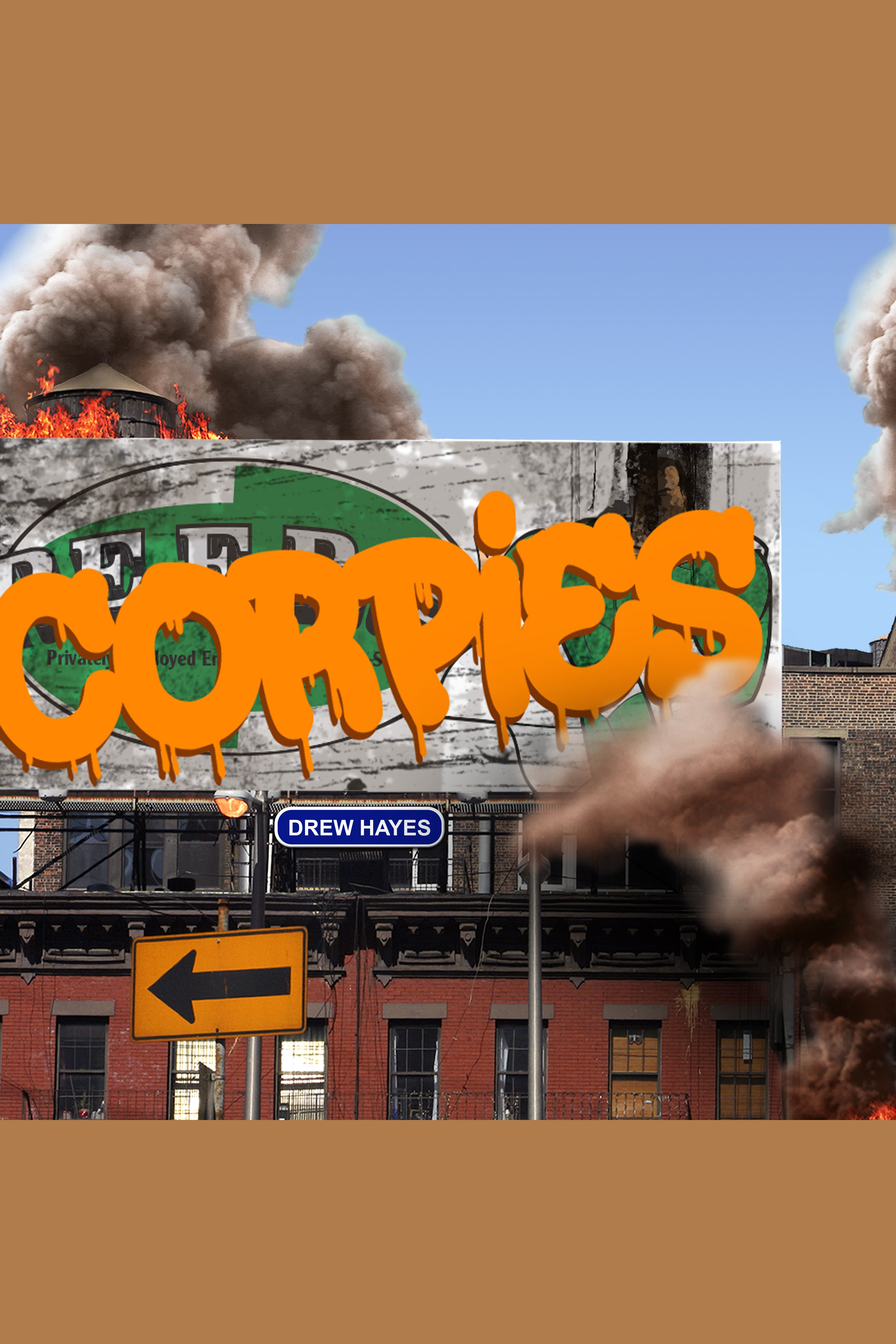 Cover Image of Corpies