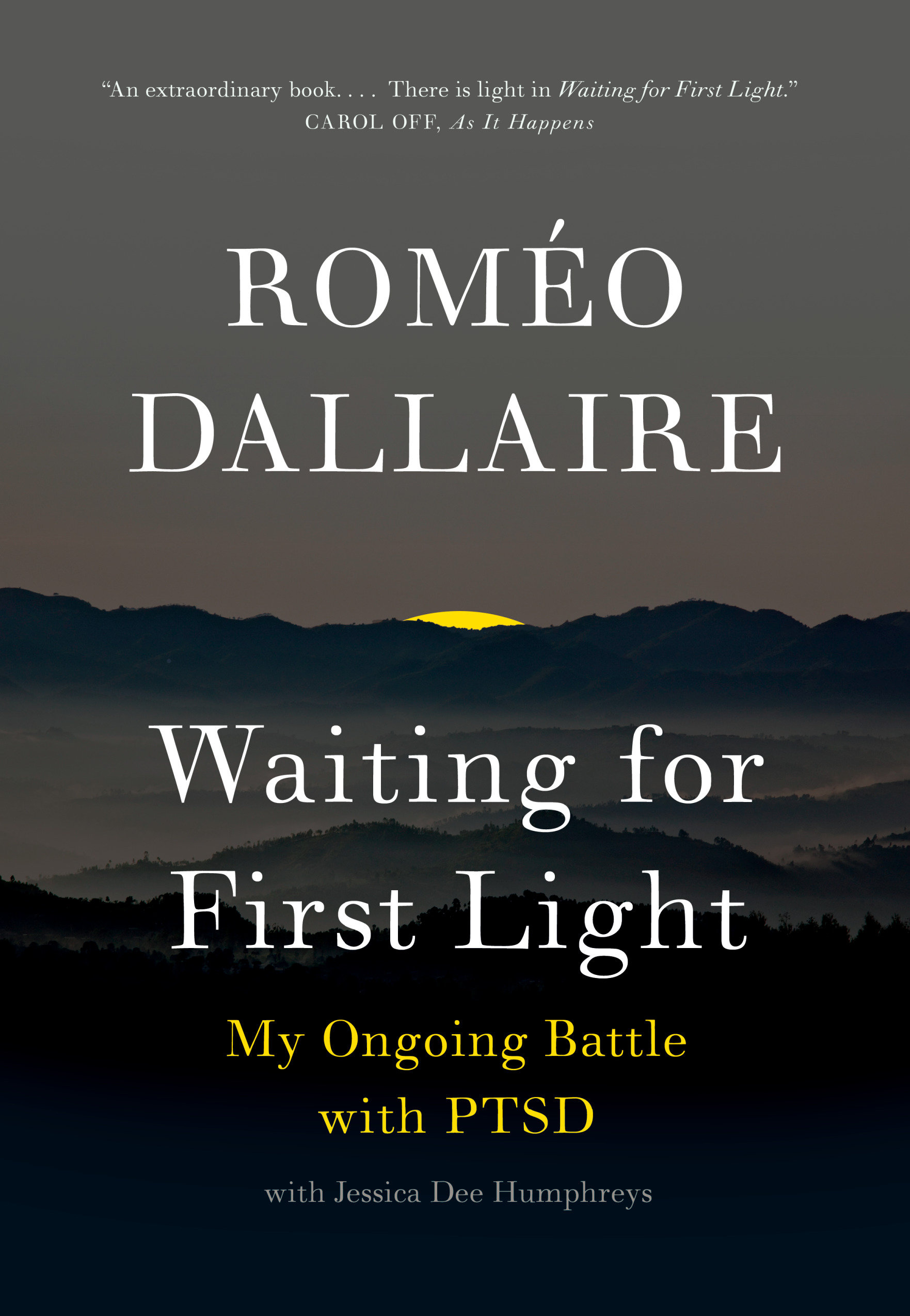 Cover Image of Waiting for First Light