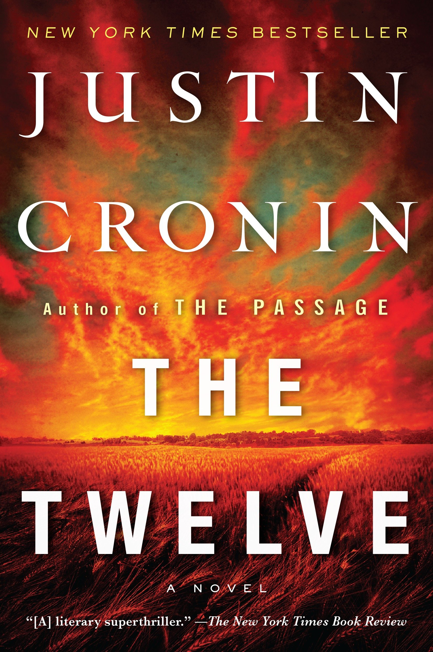 The twelve cover image