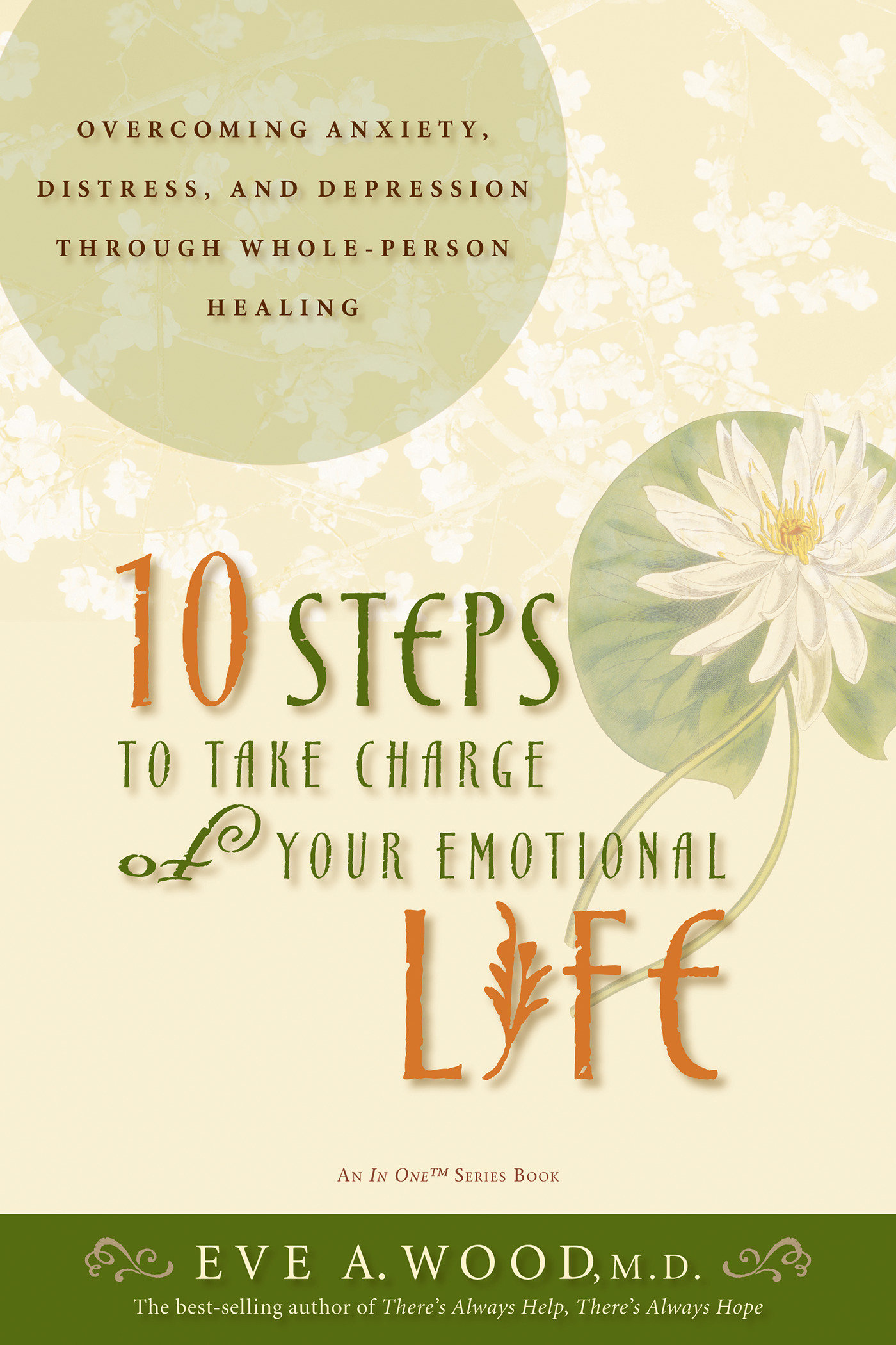 Cover Image of 10 Steps to Take Charge of Your Emotional Life