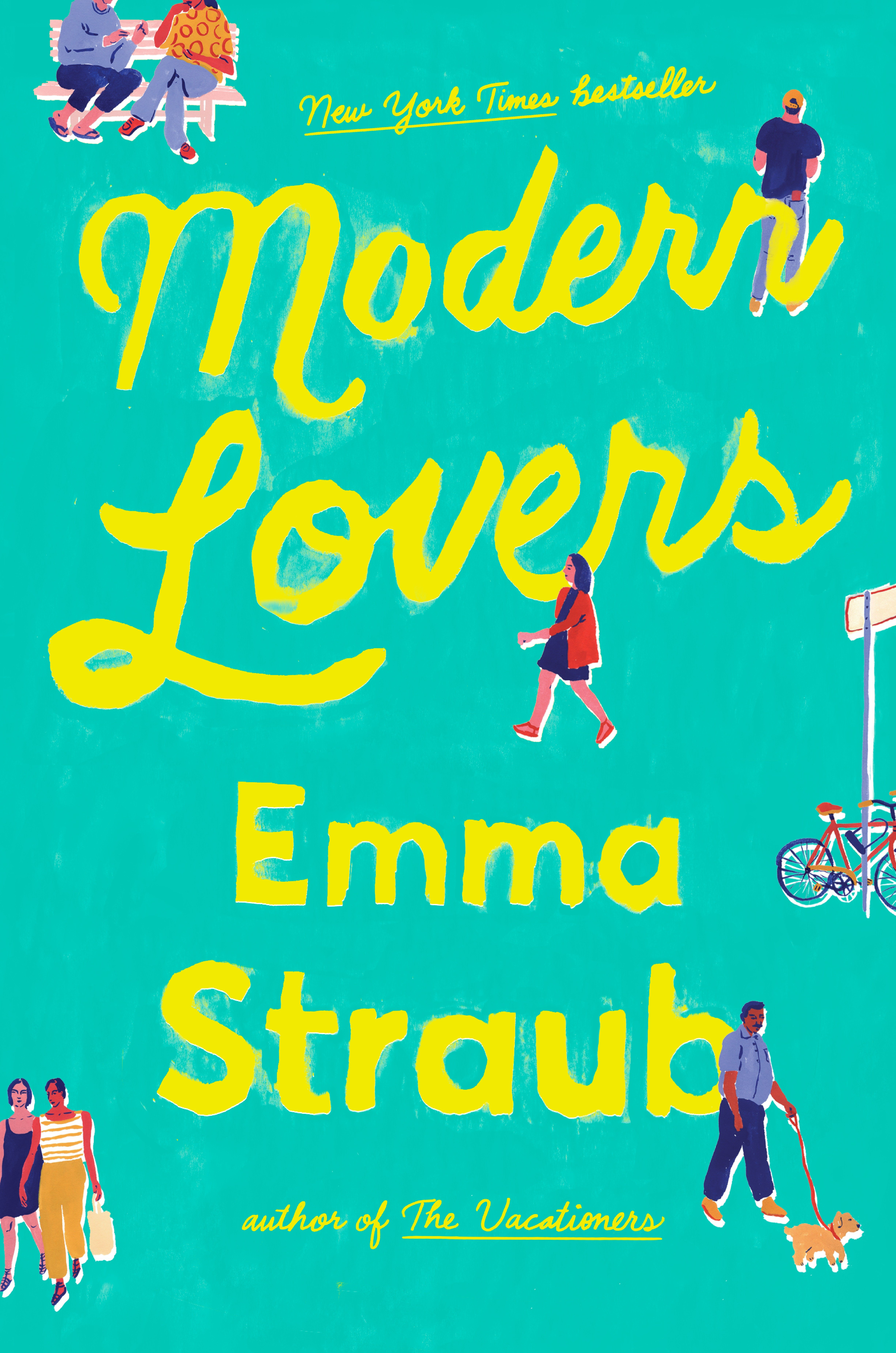 Cover Image of Modern Lovers