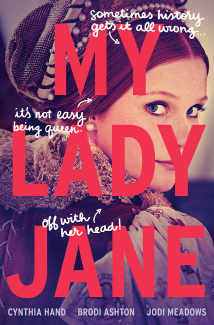 My Lady Jane cover image