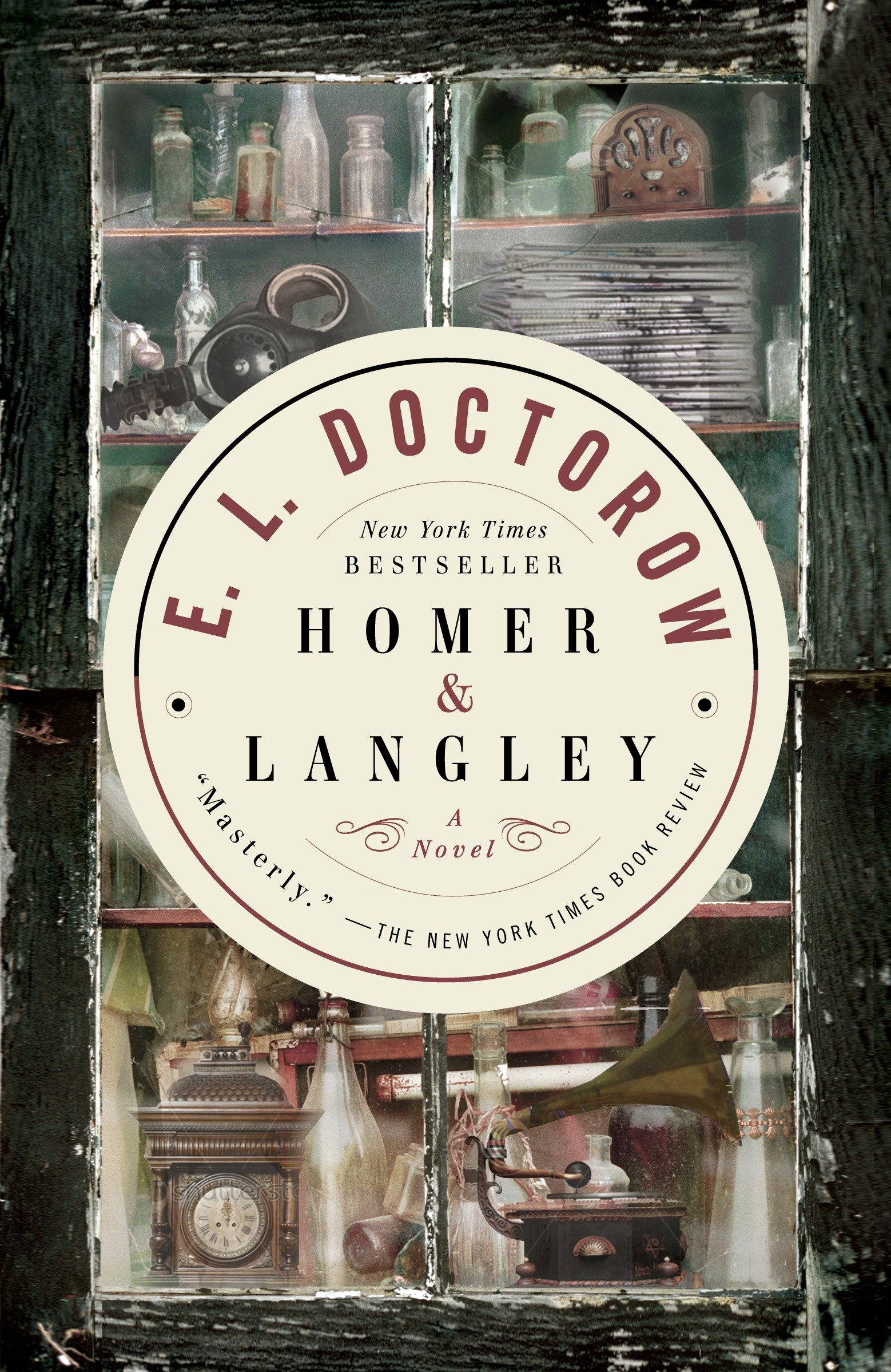Homer & Langley cover image