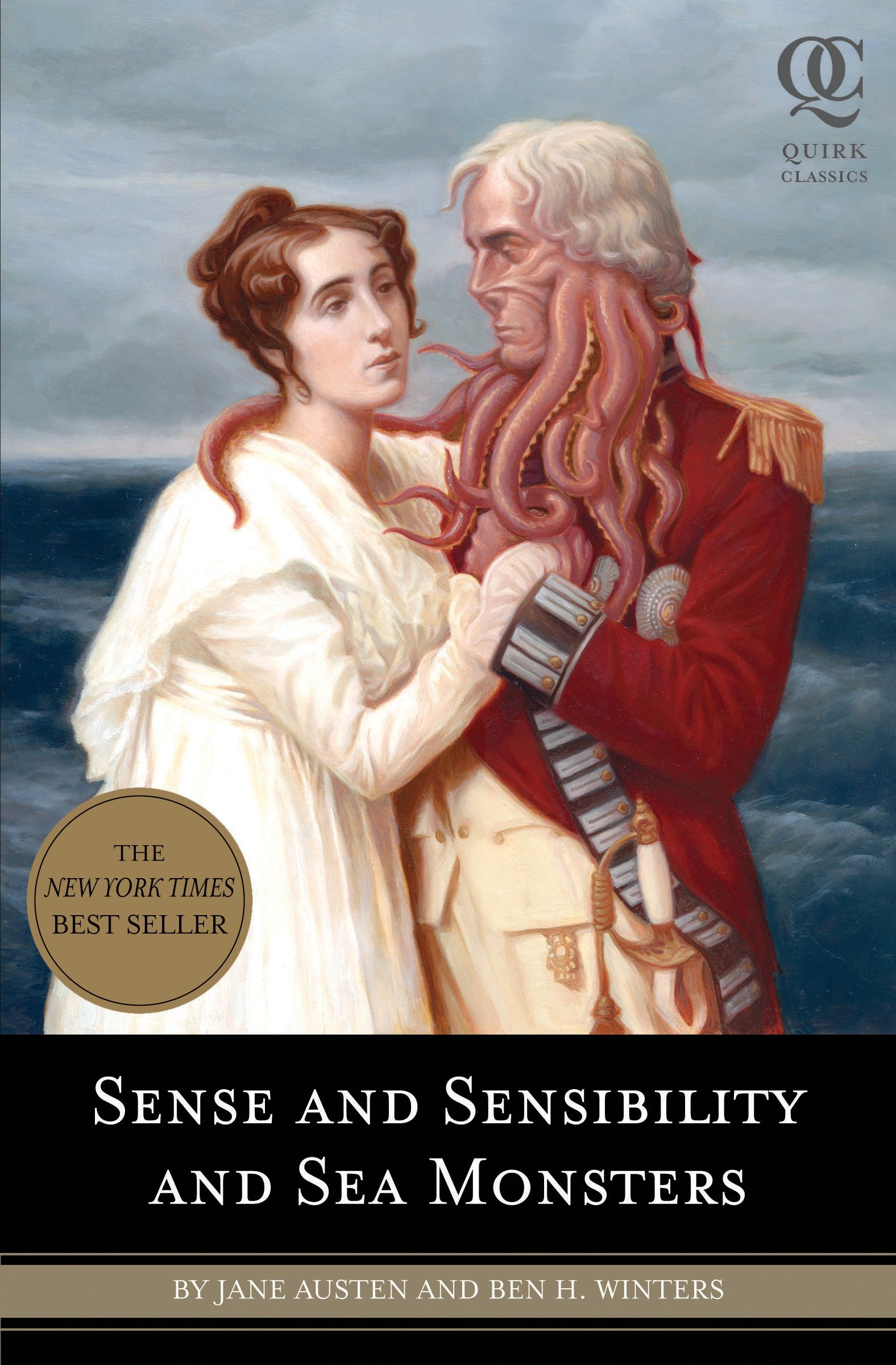 Sense and sensibility and sea monsters cover image